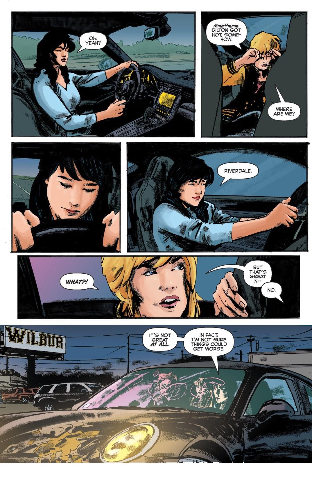 Archie vs. Predator II #1 #1 - English 21