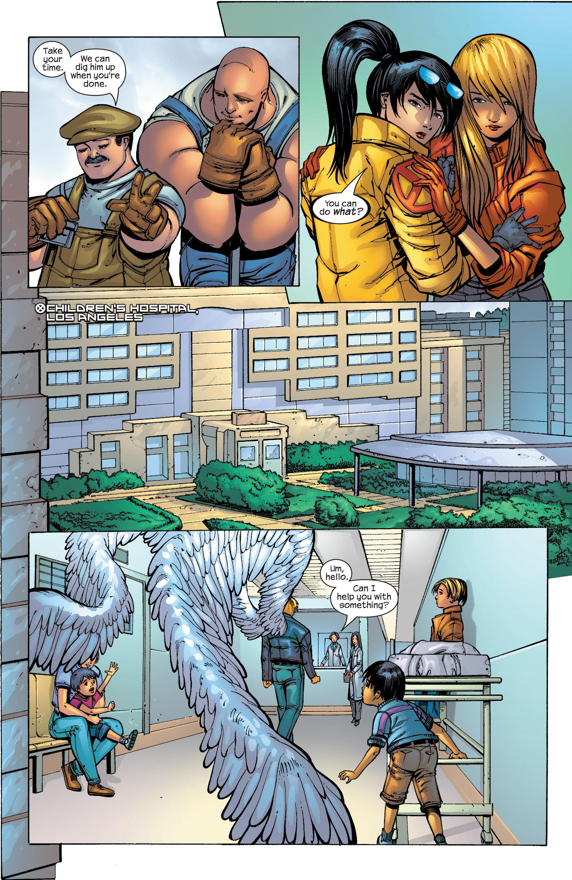 Read online Uncanny X-Men (1963) comic -  Issue #427 - 7