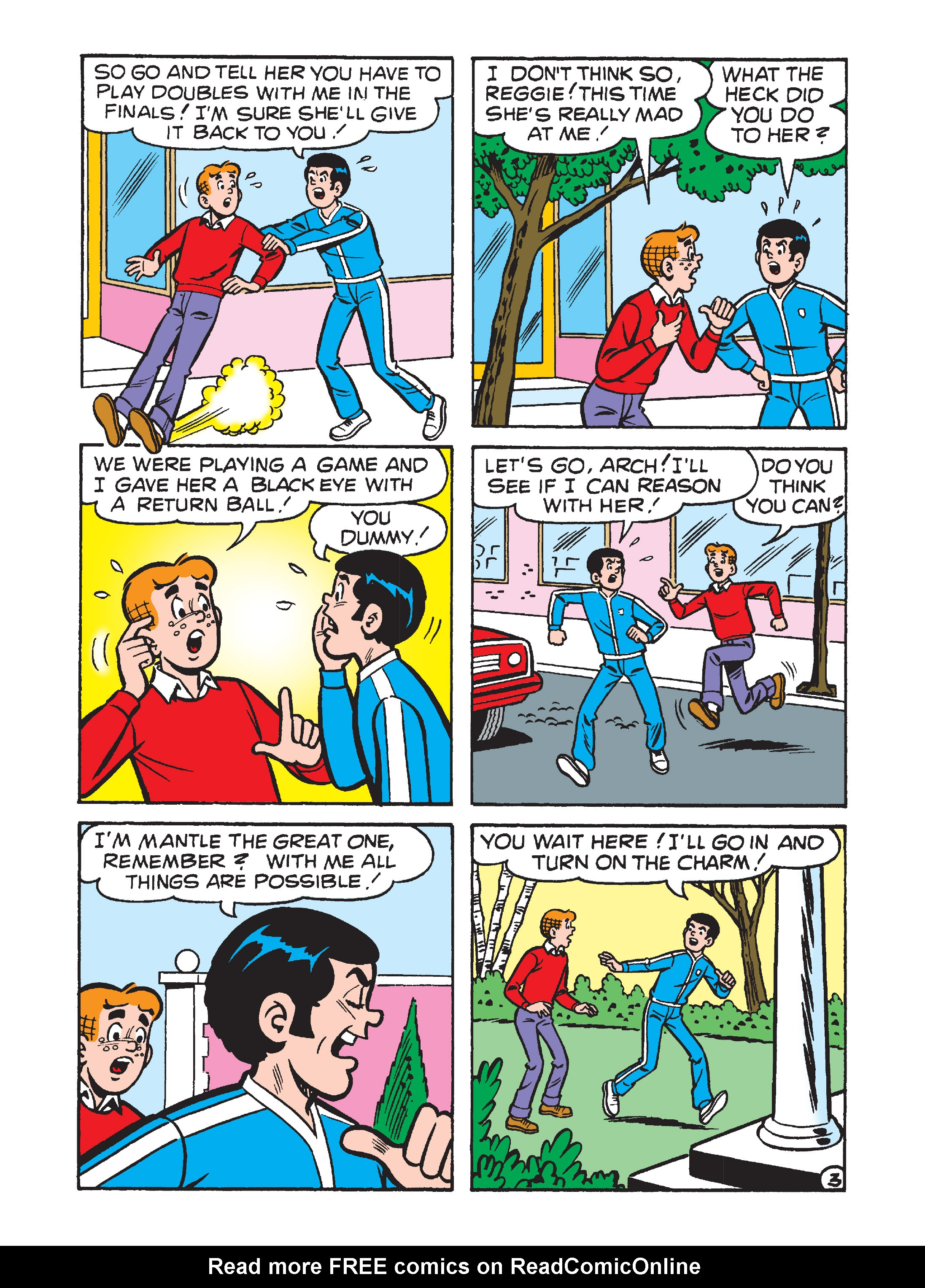 Read online Archie's Funhouse Double Digest comic -  Issue #8 - 26
