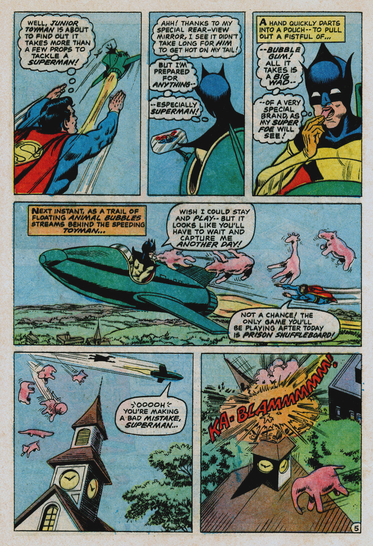 Read online Action Comics (1938) comic -  Issue #432 - 8