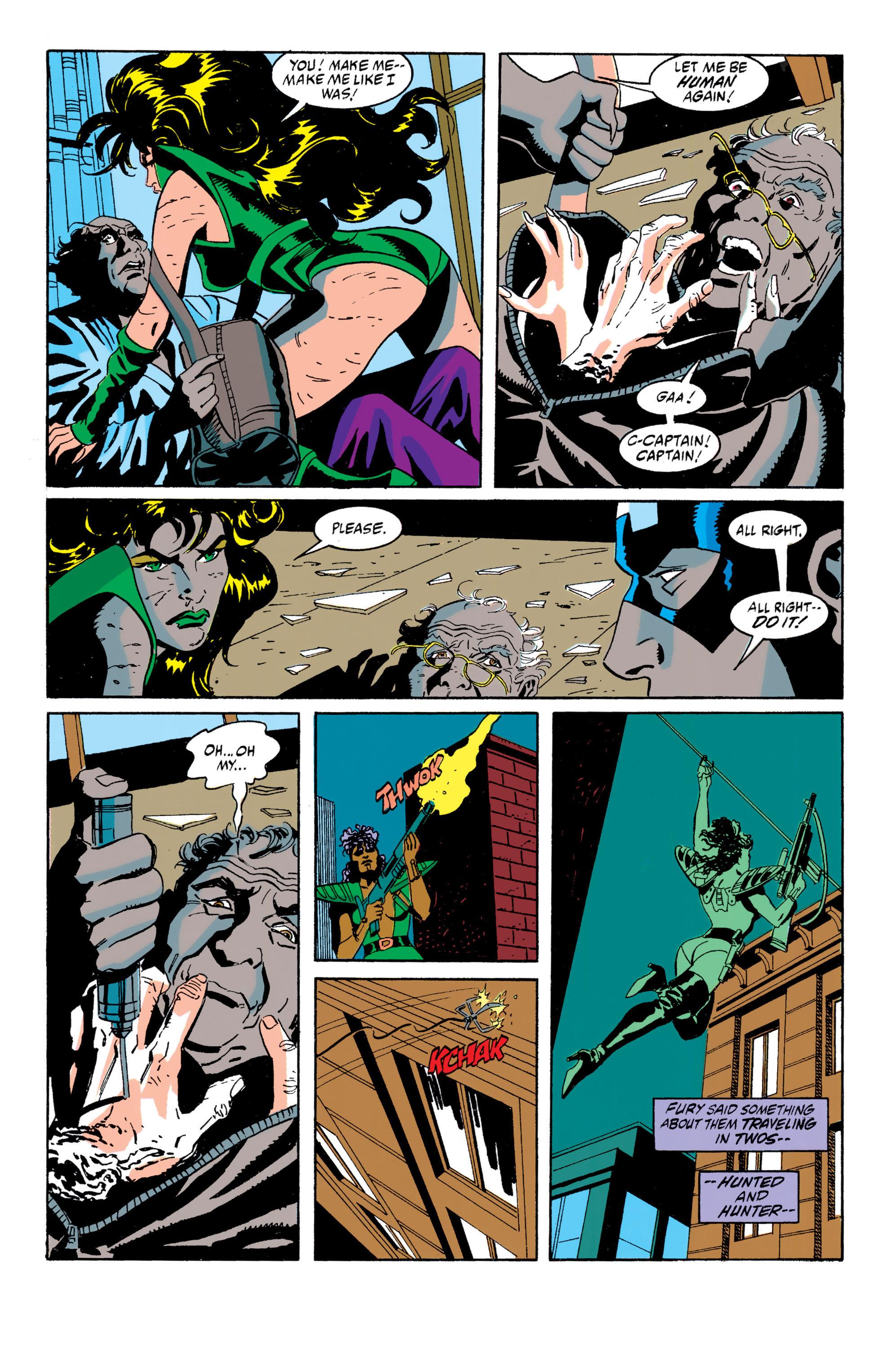 Read online Captain America (1968) comic -  Issue # _Annual 10 - 19