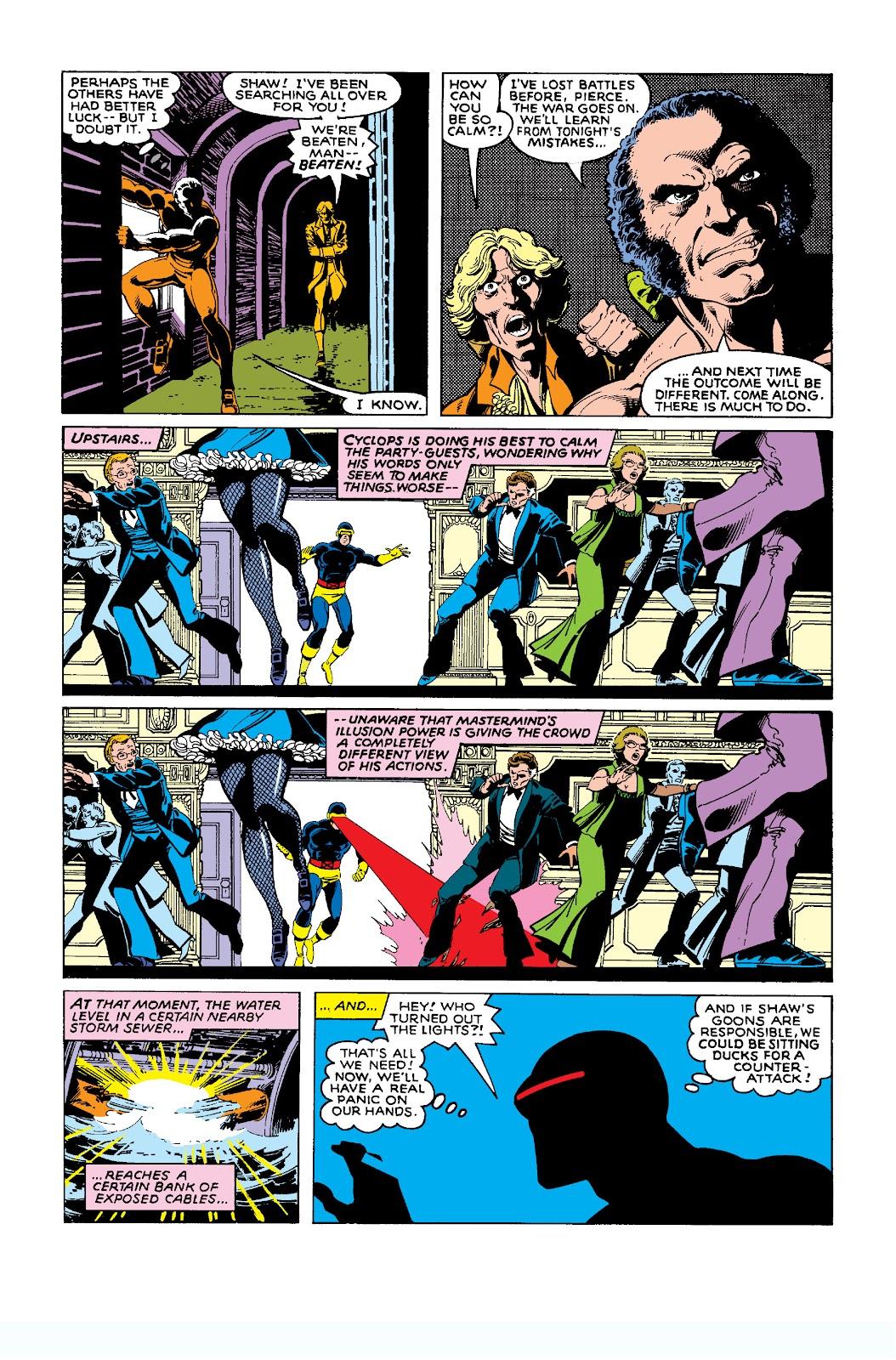 Uncanny X-Men (1963) issue 134 - Page 12