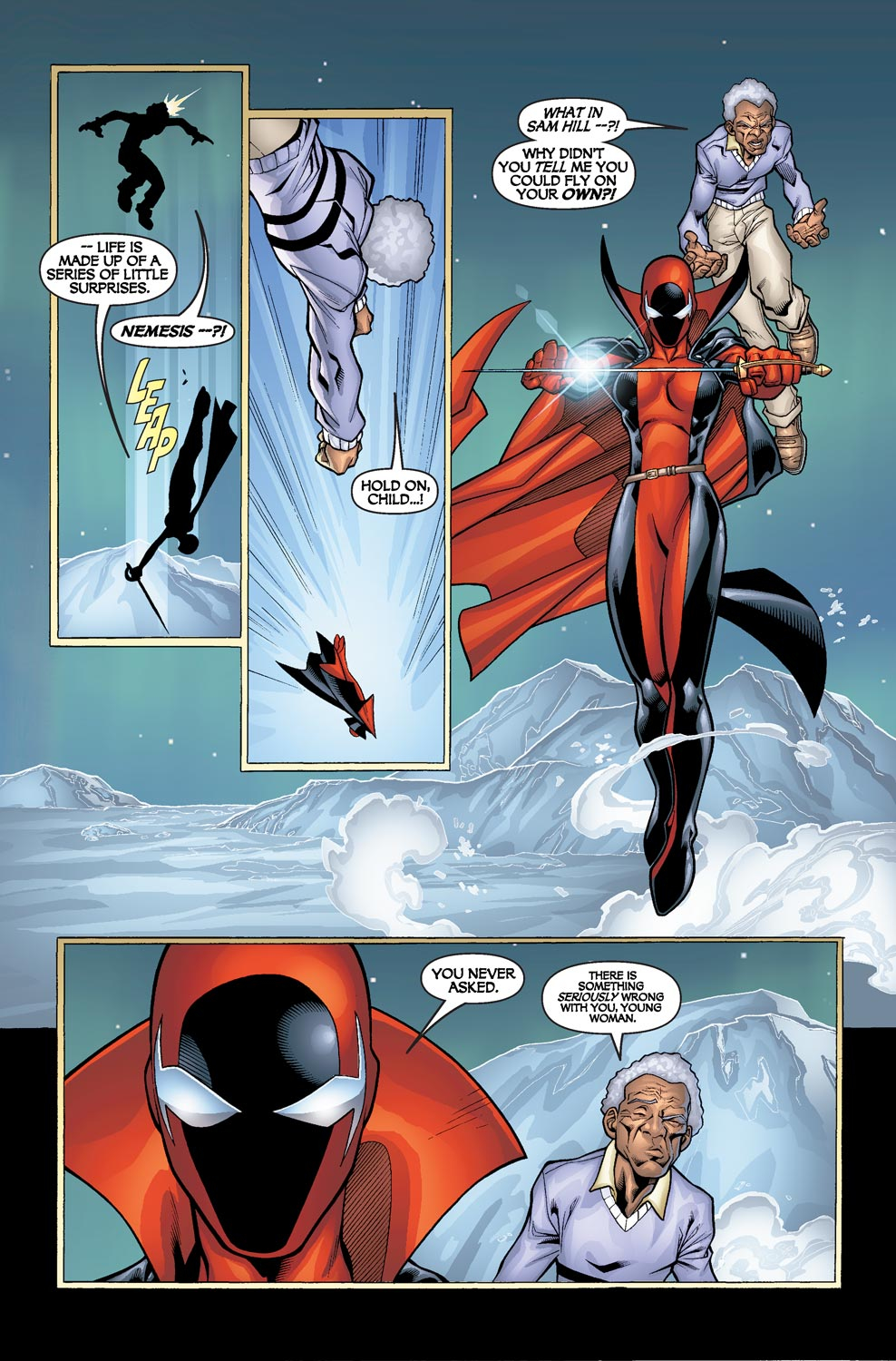 Alpha Flight (2004) issue 4 - Page 13