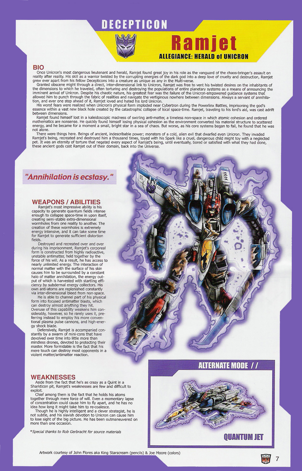 Read online Transformers: Collectors' Club comic -  Issue #5 - 7