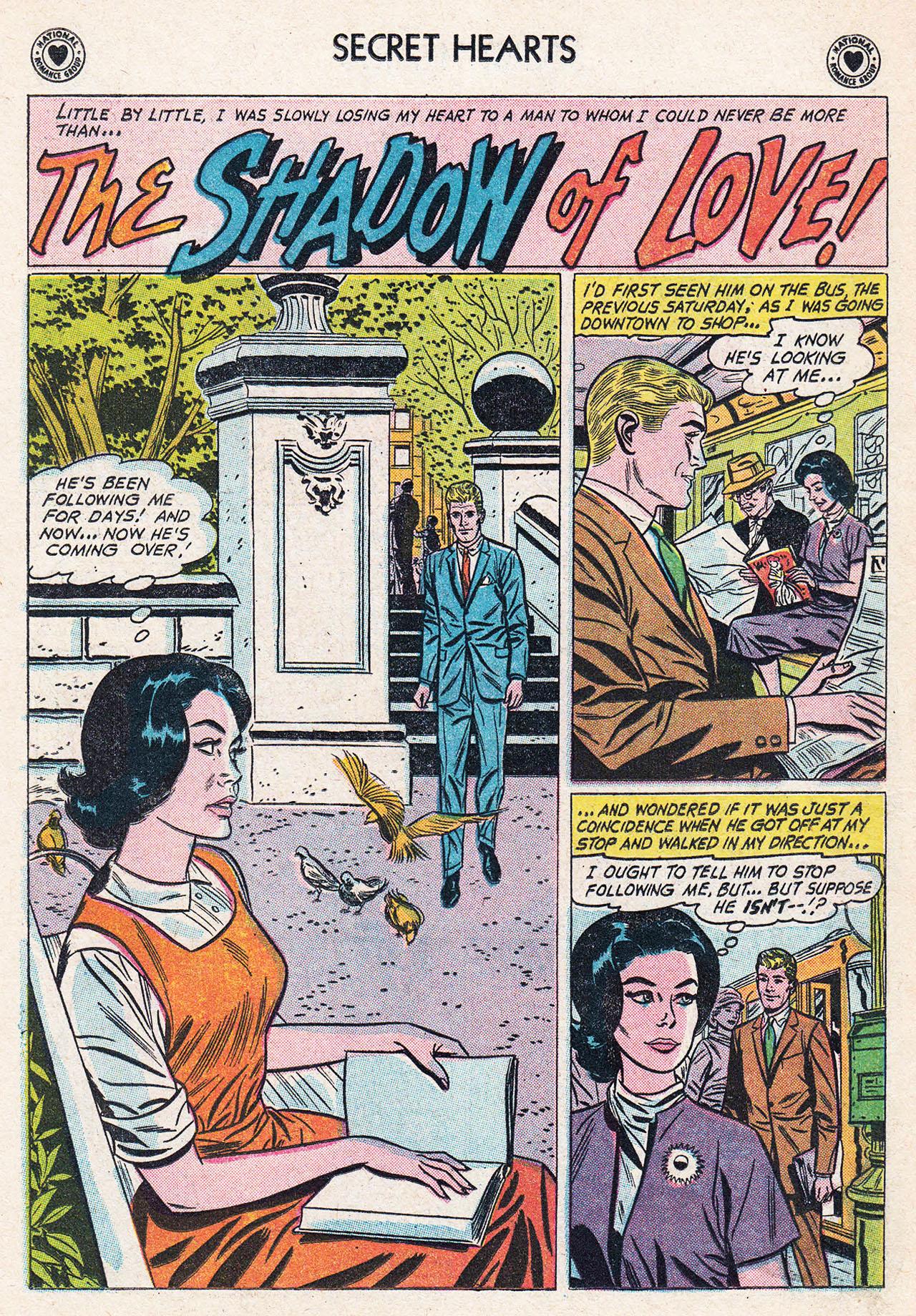 Read online Secret Hearts comic -  Issue #75 - 18