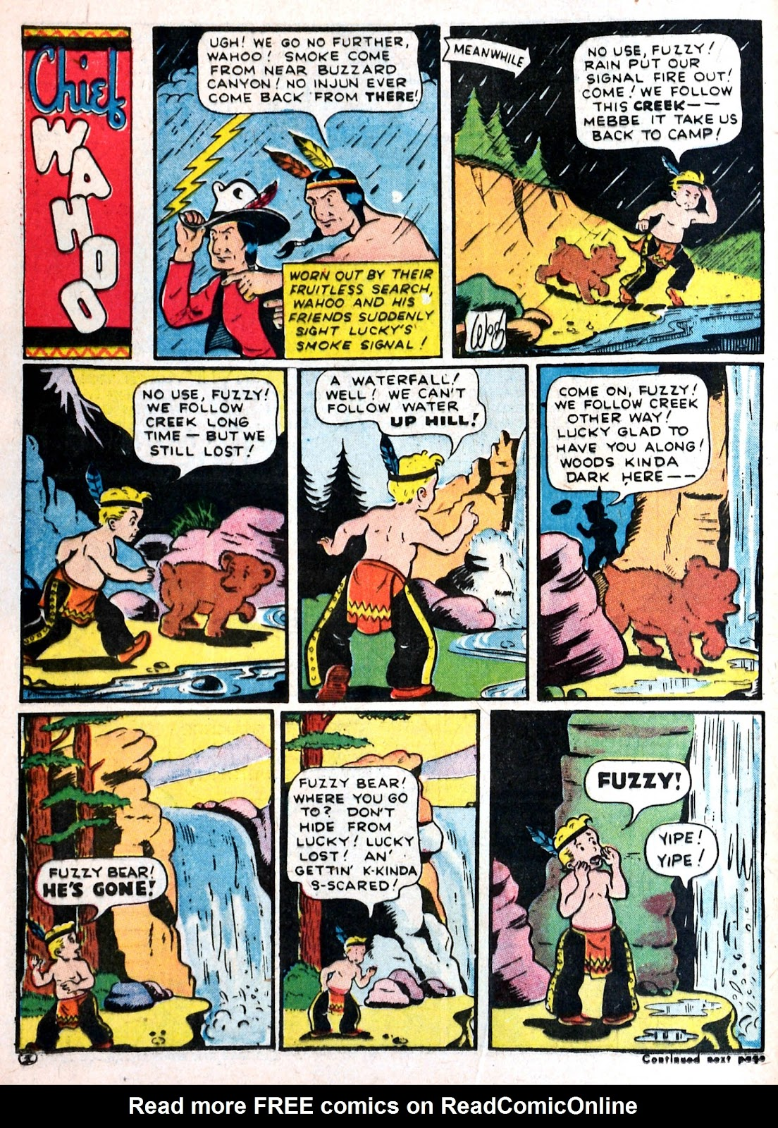 Read online Famous Funnies comic -  Issue #87 - 45