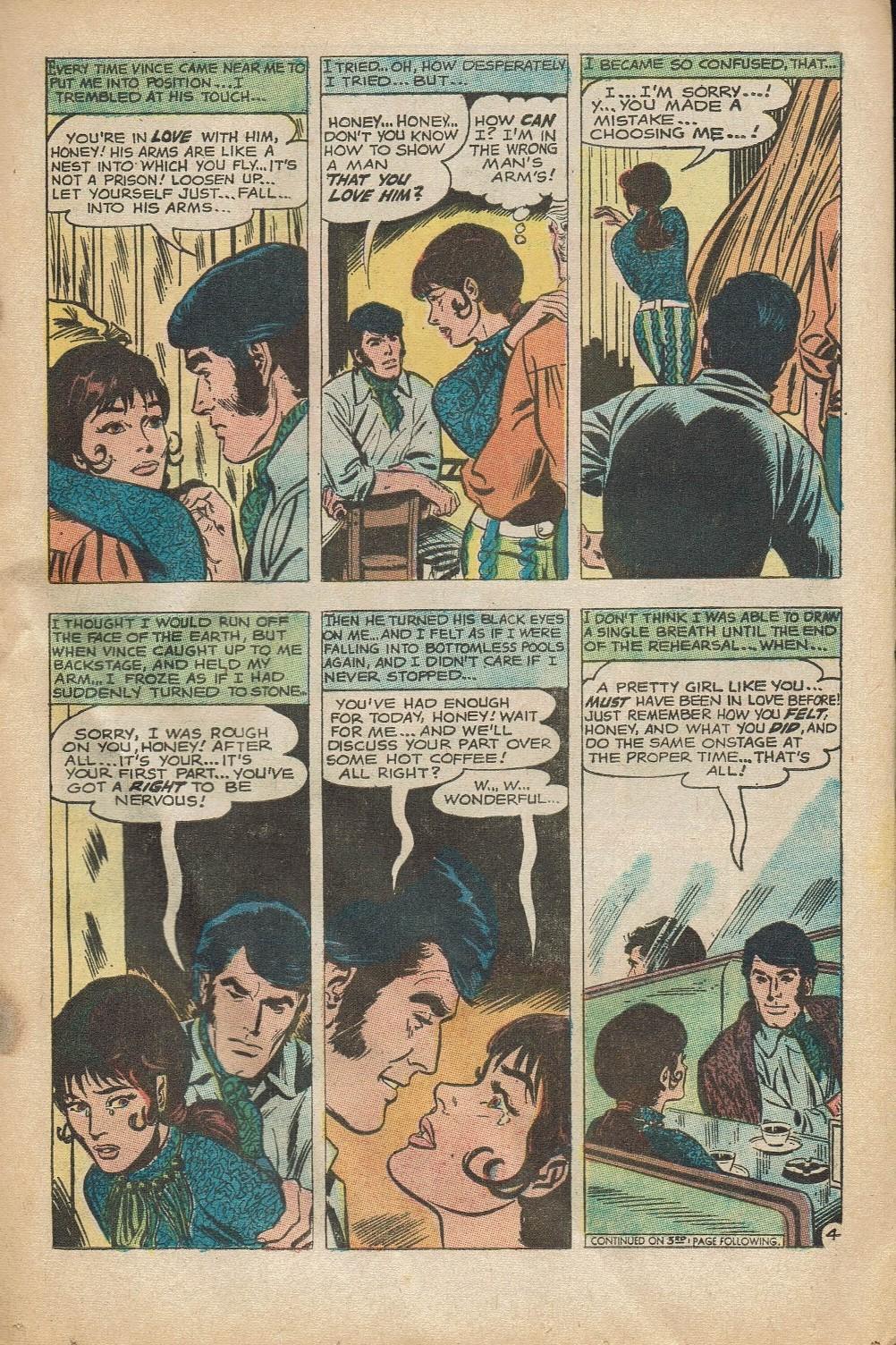 Read online Secret Hearts comic -  Issue #152 - 17
