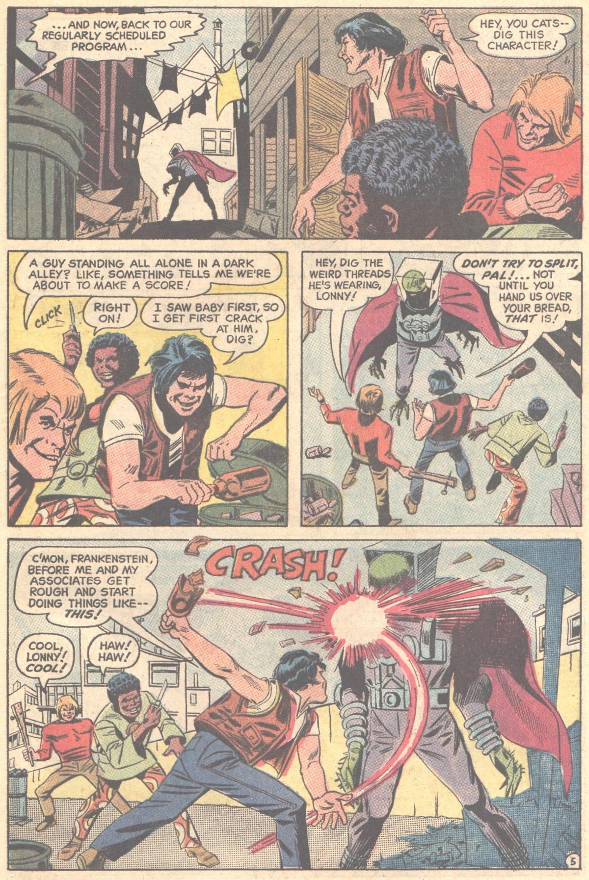 Read online Adventure Comics (1938) comic -  Issue #411 - 7