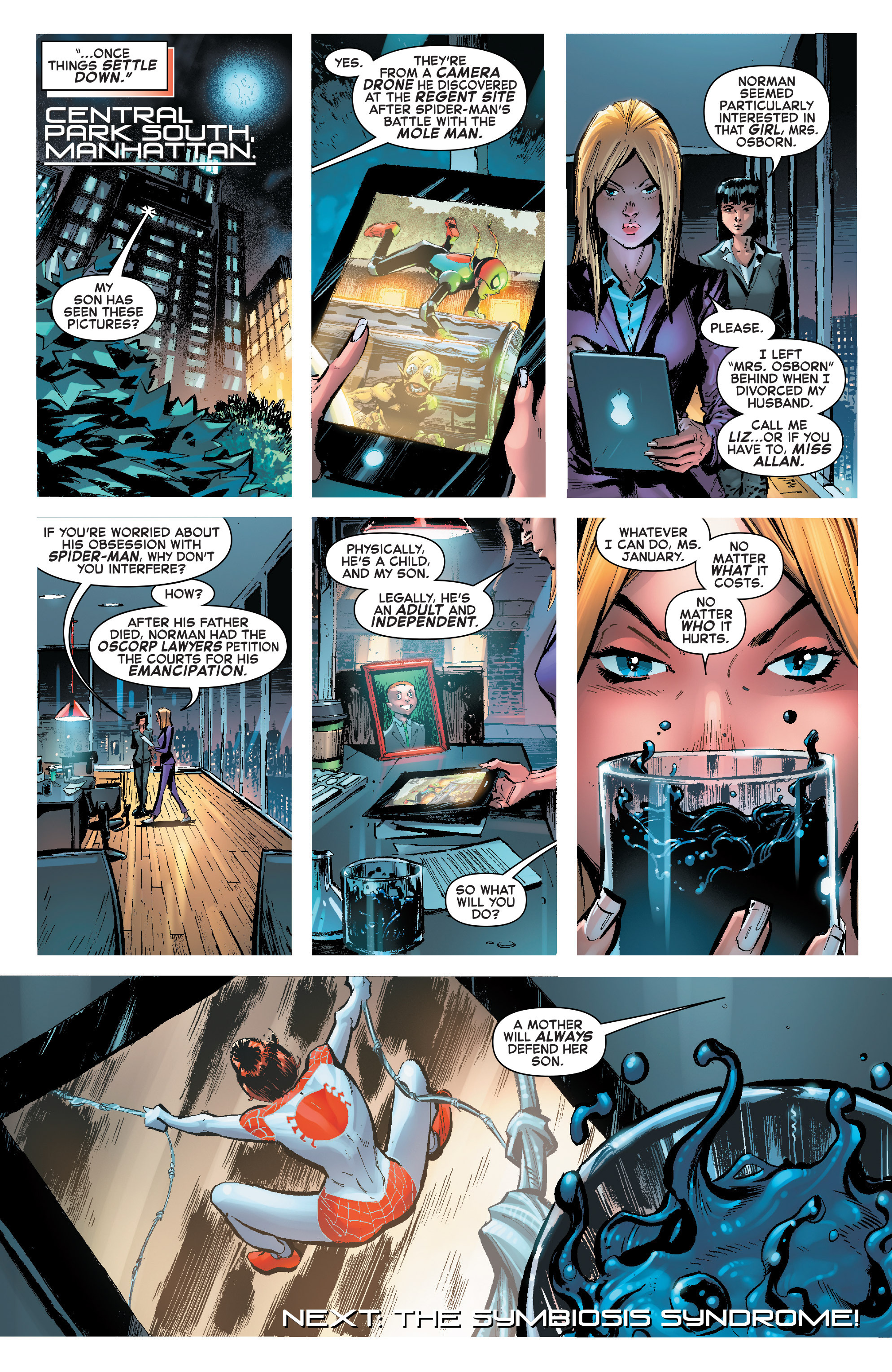 Read online Amazing Spider-Man: Renew Your Vows (2017) comic -  Issue #7 - 22