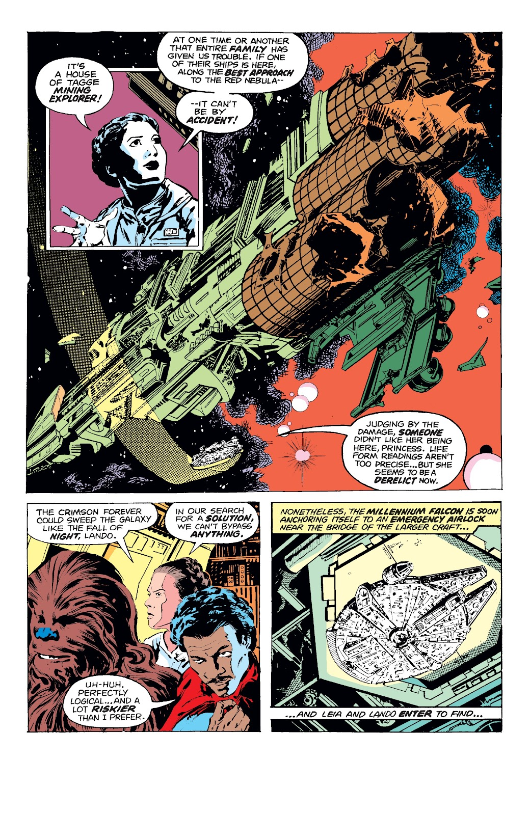 Read online Star Wars Legends: The Original Marvel Years - Epic Collection comic -  Issue # TPB 3 (Part 3) - 60
