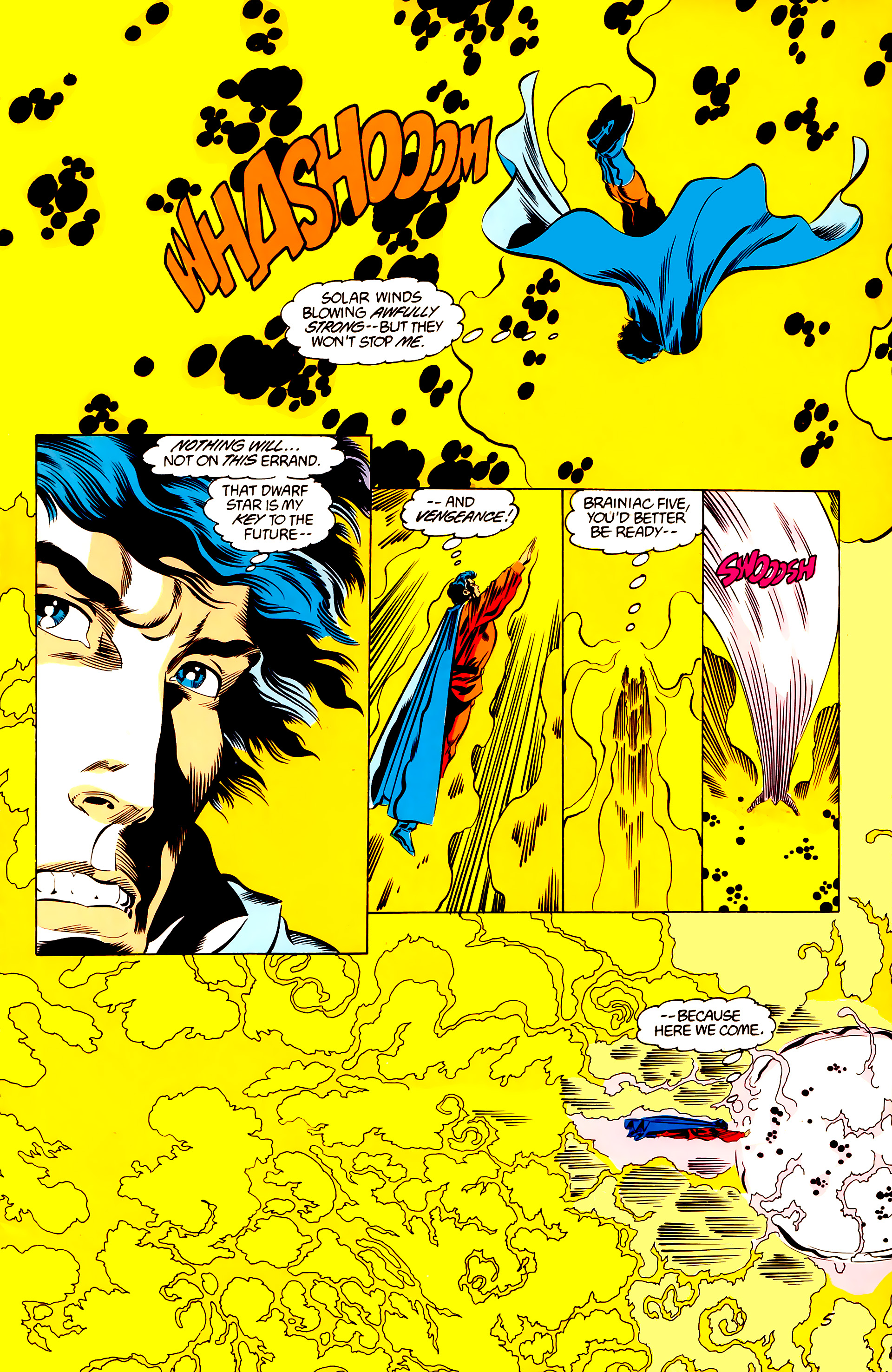Legion of Super-Heroes (1984) 48 Page 5