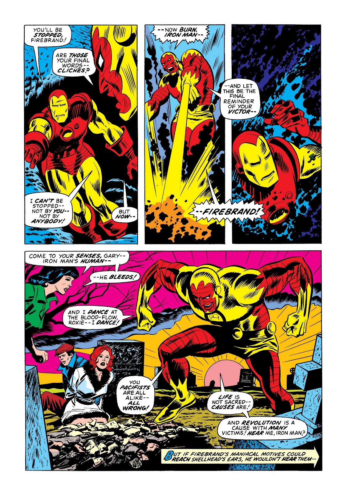 Read online Marvel Masterworks: The Invincible Iron Man comic -  Issue # TPB 9 (Part 2) - 25