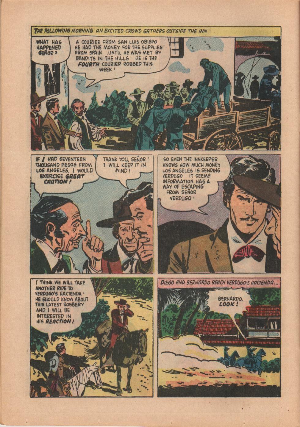 Zorro (1966) issue 5 - Page 16