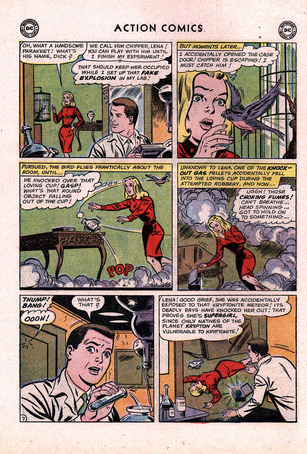 Read online Action Comics (1938) comic -  Issue #296 - 26