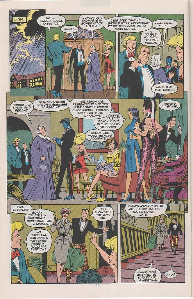 Excalibur (1988) issue 55 - Page 9
