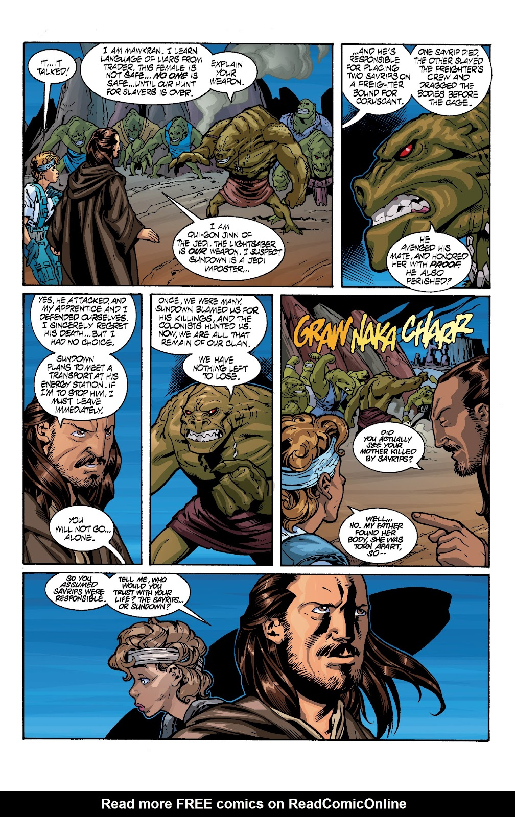 Read online Star Wars Legends: Rise of the Sith - Epic Collection comic -  Issue # TPB 1 (Part 4) - 28
