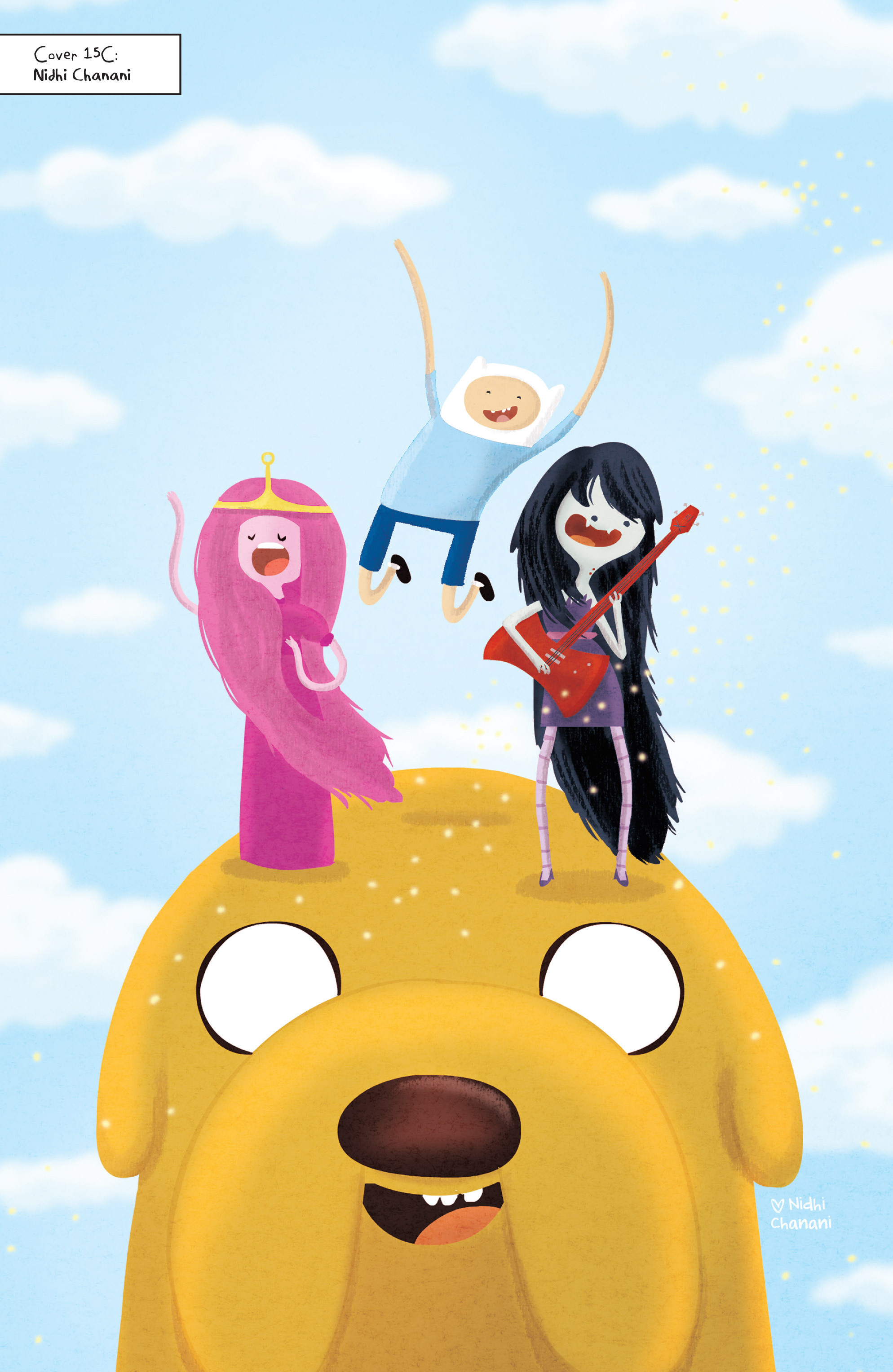 Read online Adventure Time comic -  Issue #Adventure Time _TPB 4 - 99