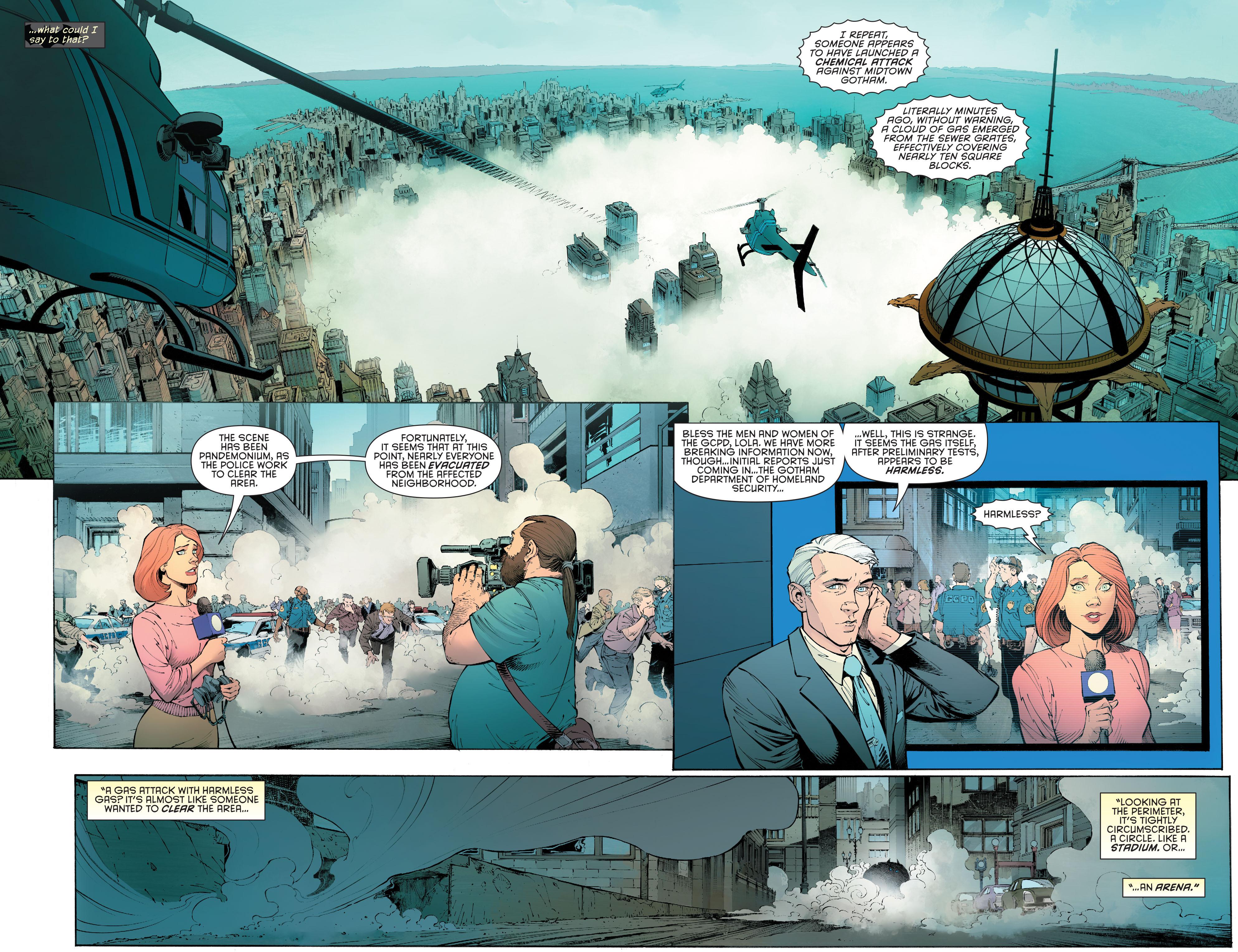 Read online Batman (2011) comic -  Issue # _TPB 7 - 8