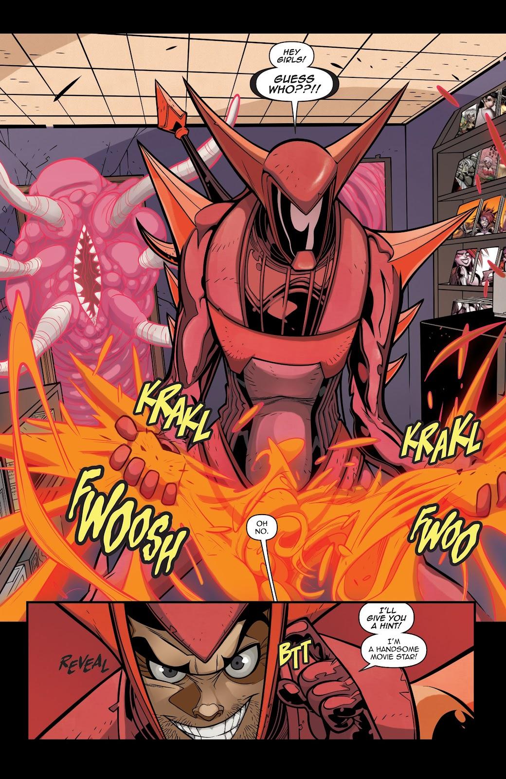 Read online Vampblade Season 3 comic -  Issue #12 - 11