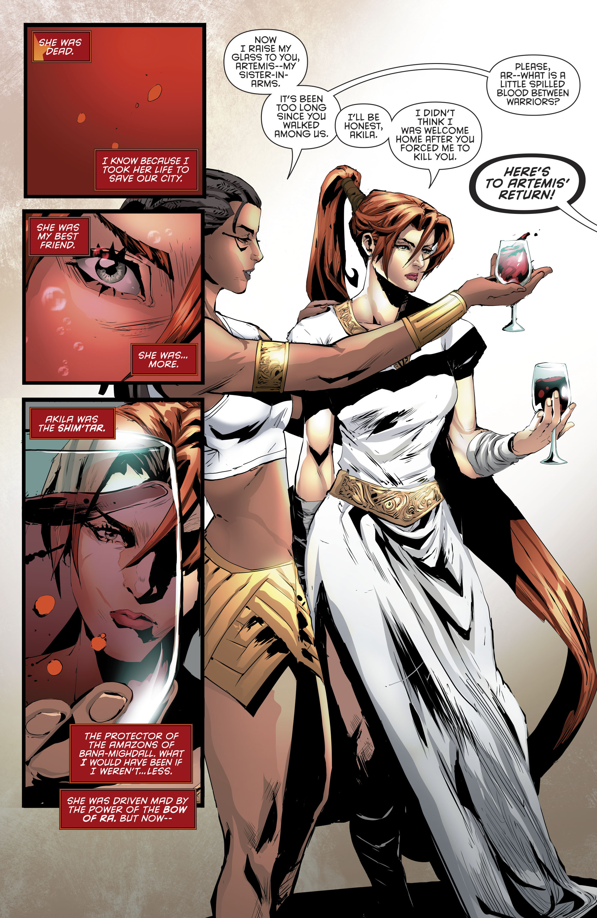 Read online Red Hood and the Outlaws (2016) comic -  Issue #10 - 4