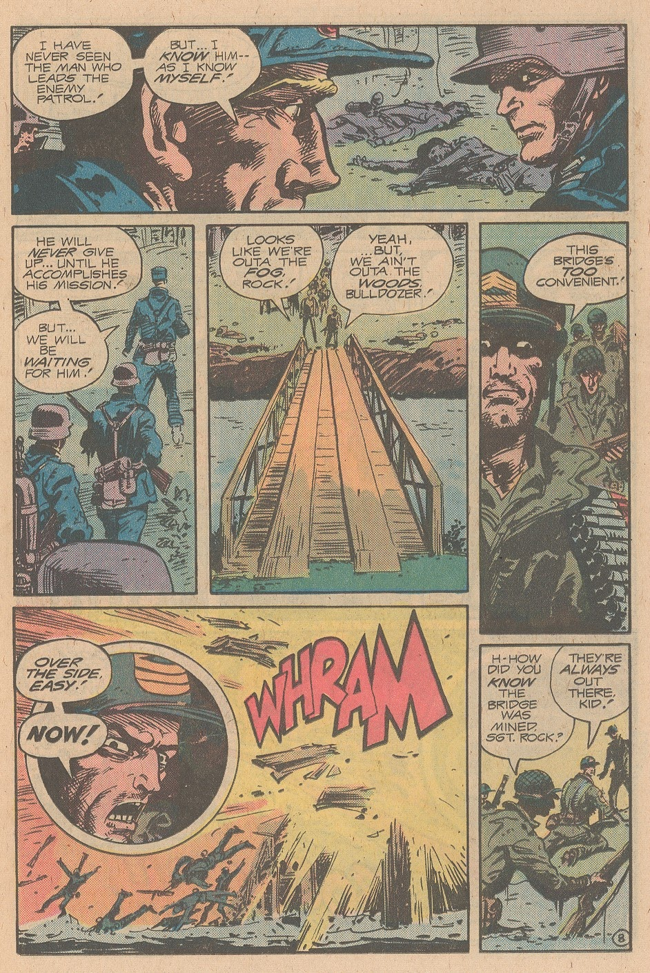 Read online Sgt. Rock comic -  Issue #346 - 9