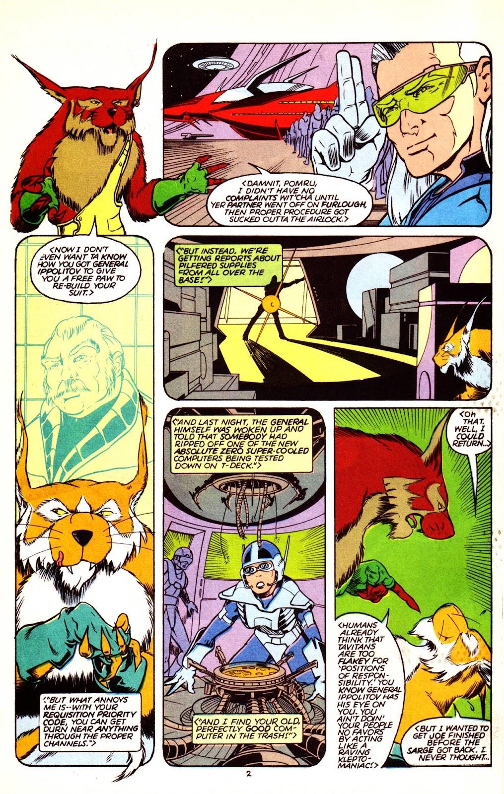 Dynamo Joe issue 8 - Page 4