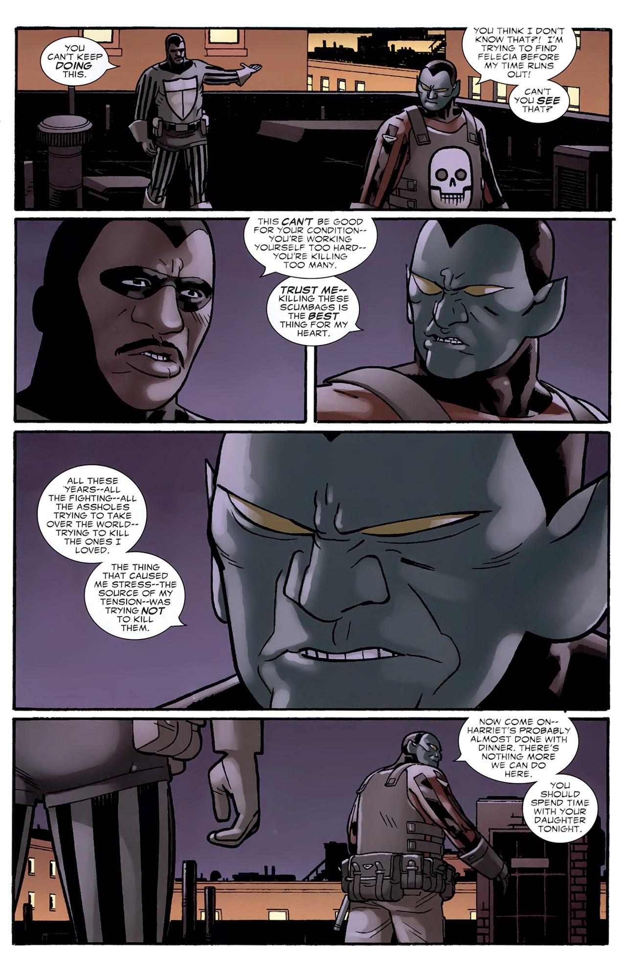 Read online Destroyer comic -  Issue #3 - 4