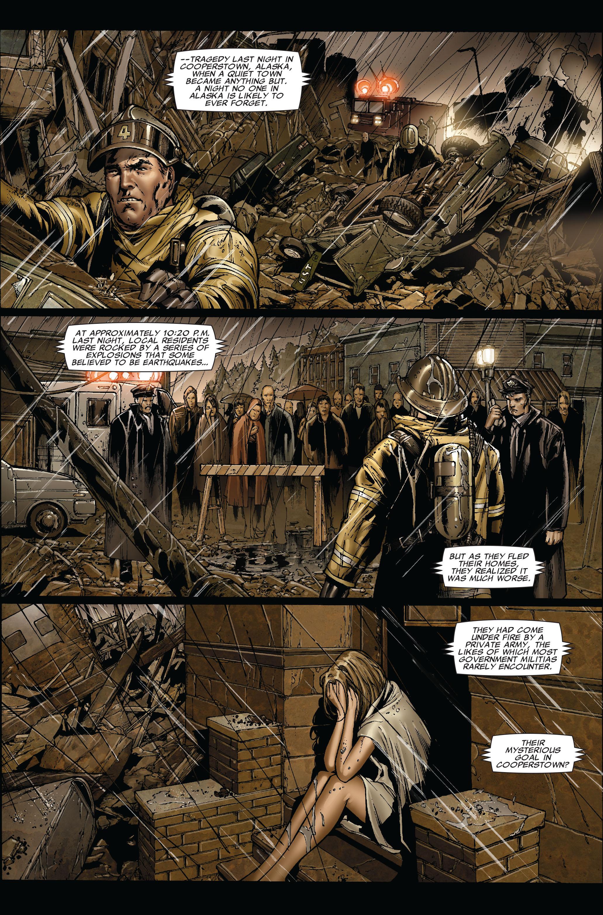 Read online Uncanny X-Men (1963) comic -  Issue #492 - 3