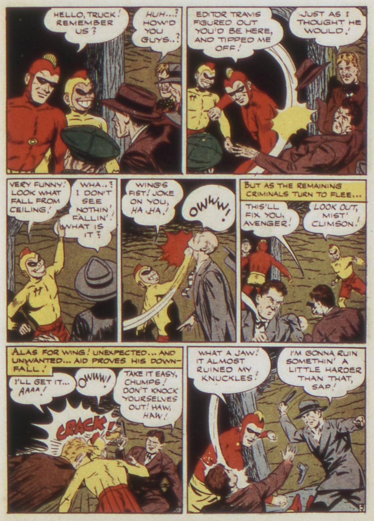 Read online Detective Comics (1937) comic -  Issue #82 - 29