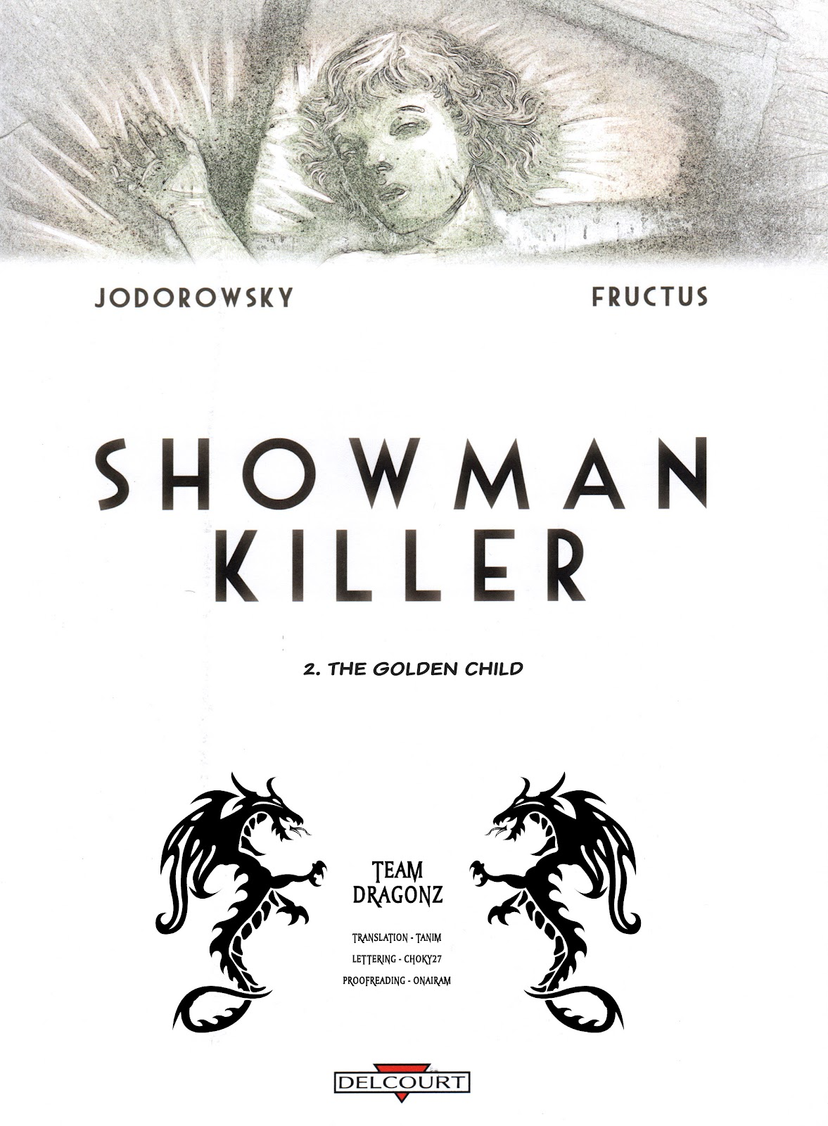 Showman Killer issue 2 - Page 2
