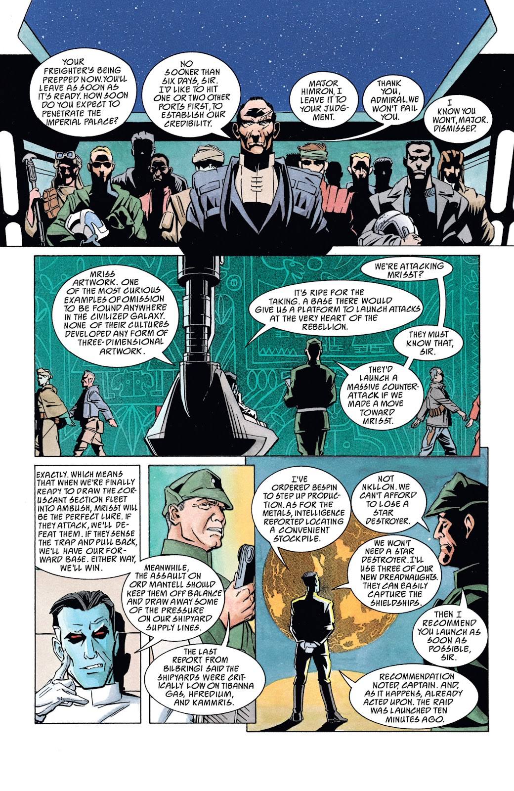 Read online Star Wars Legends: The New Republic - Epic Collection comic -  Issue # TPB 4 (Part 4) - 26