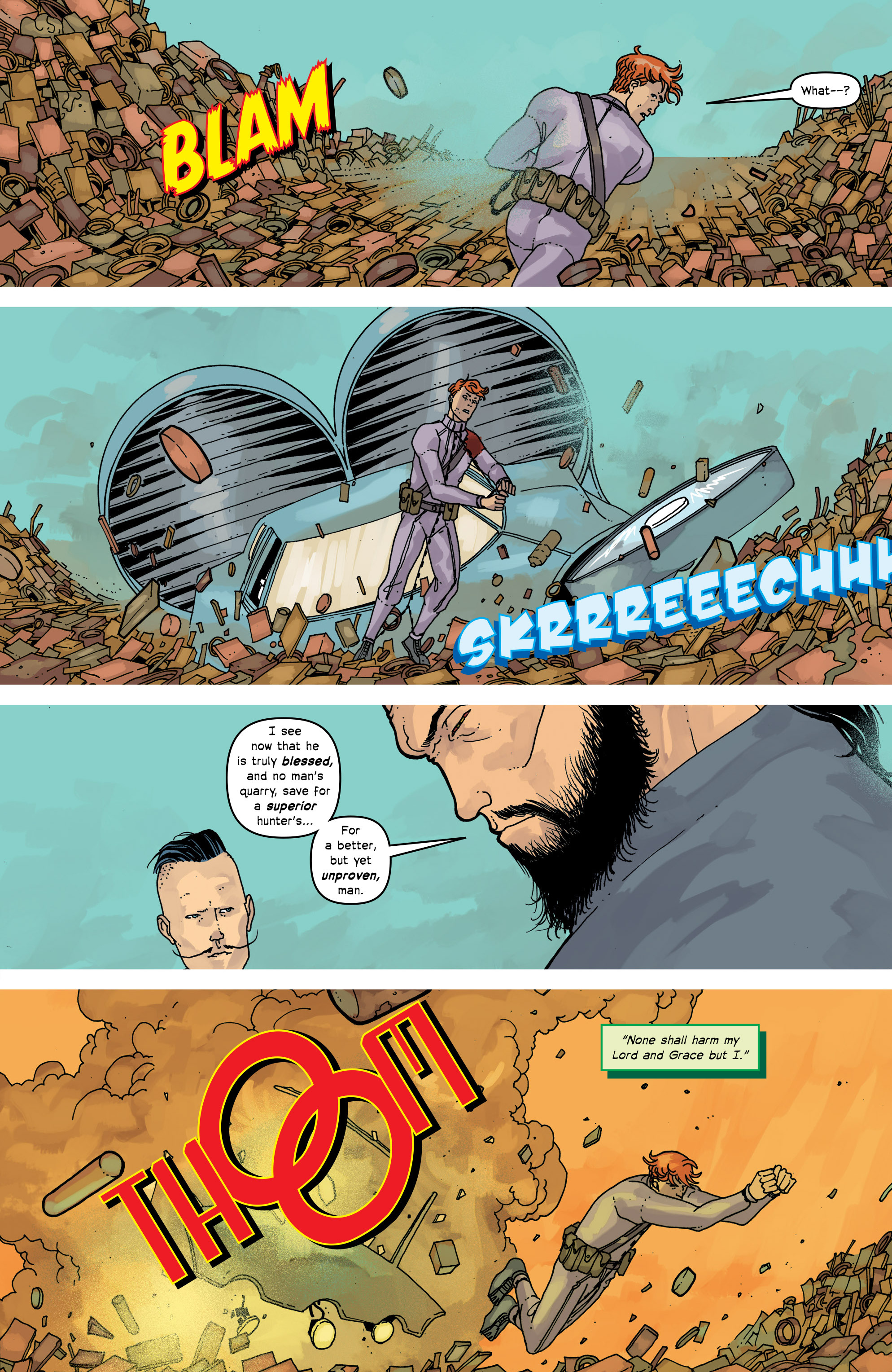 Read online Great Pacific comic -  Issue #17 - 9
