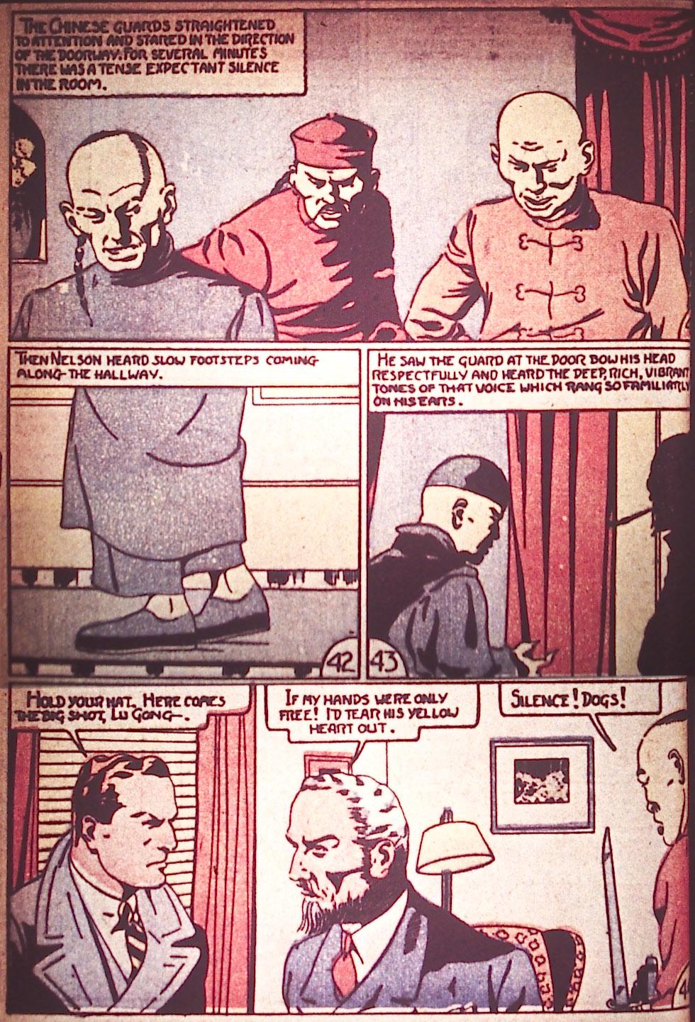 Read online Detective Comics (1937) comic -  Issue #7 - 30