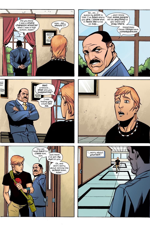 Read online Machine Teen comic -  Issue #1 - 17