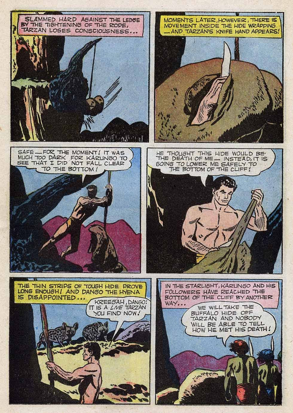 Tarzan (1948) issue 101 - Page 16