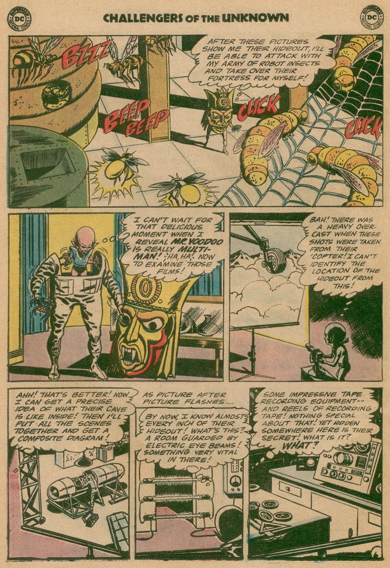 Challengers of the Unknown (1958) issue 40 - Page 23