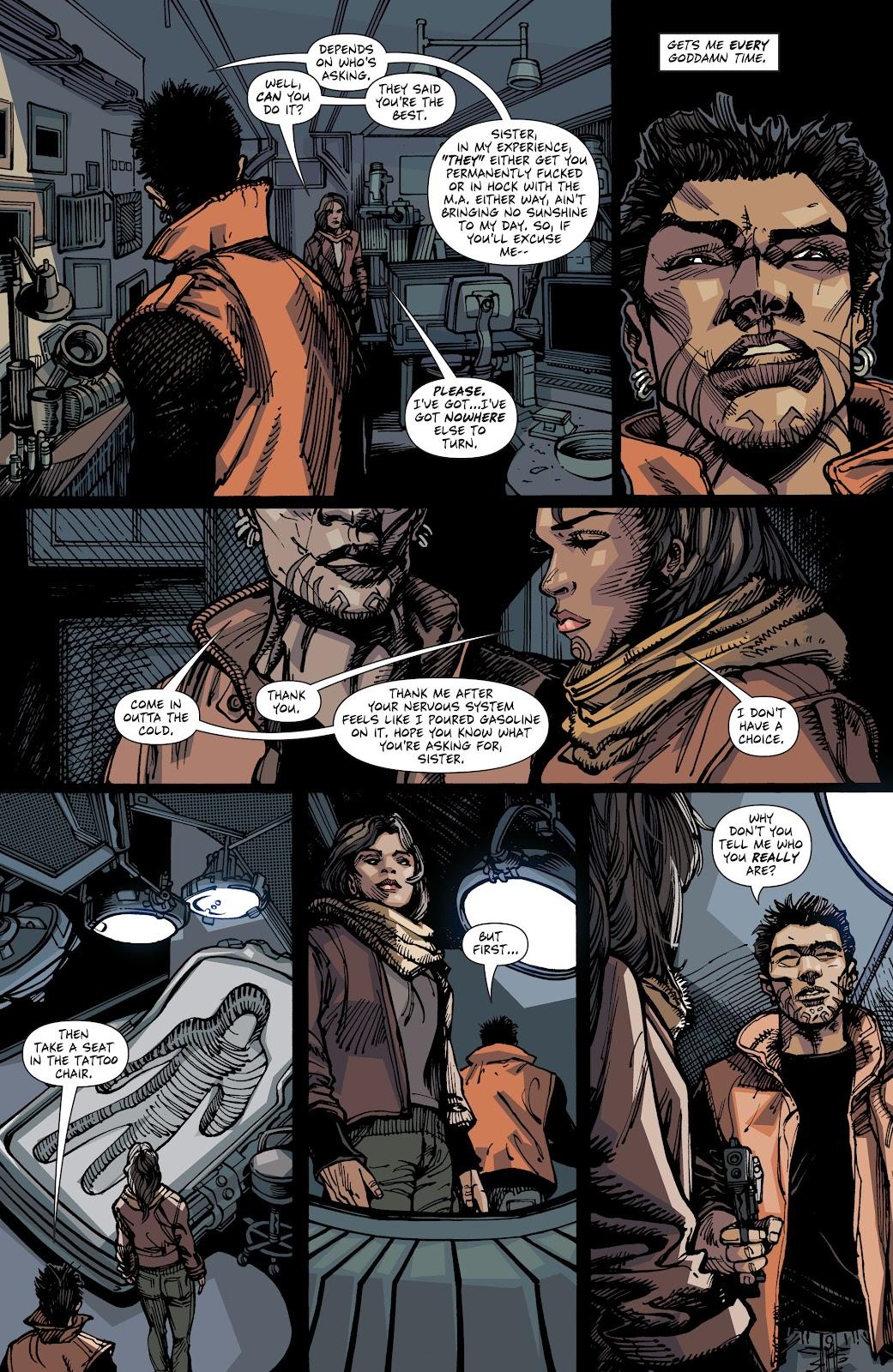 Read online Strange Adventures (2014) comic -  Issue # TPB (Part 1) - 10