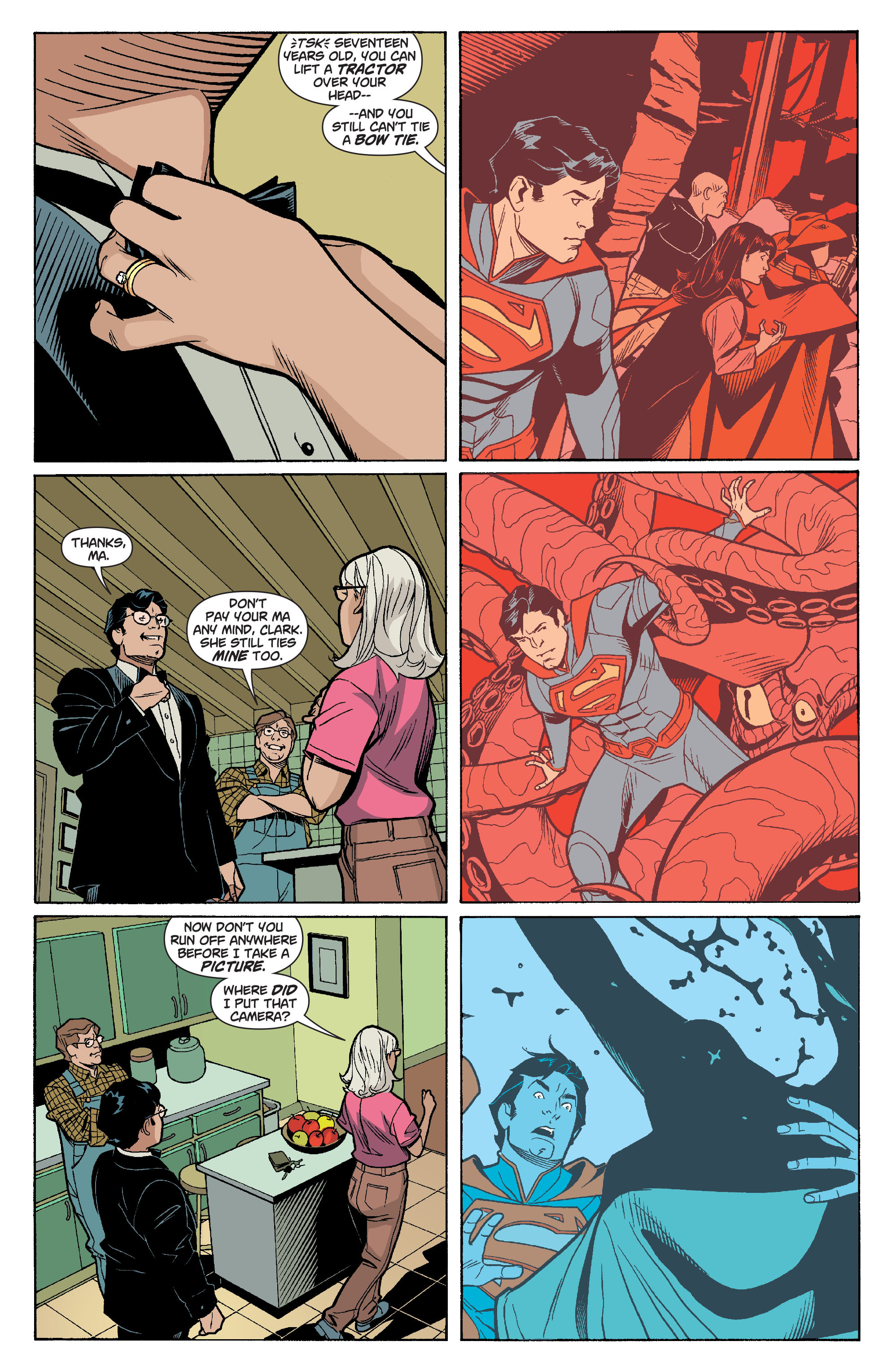 Read online Action Comics (2011) comic -  Issue #17 - 24