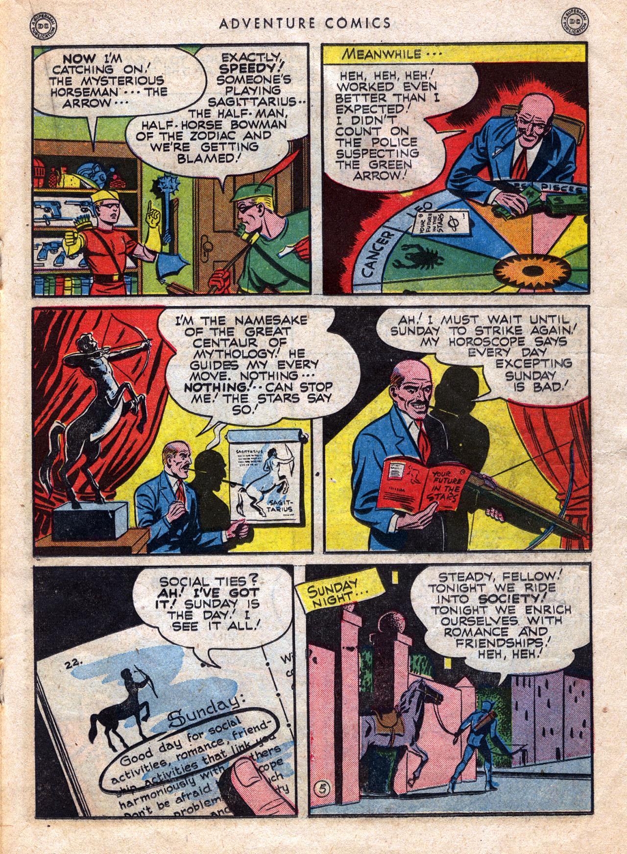 Read online Adventure Comics (1938) comic -  Issue #120 - 27
