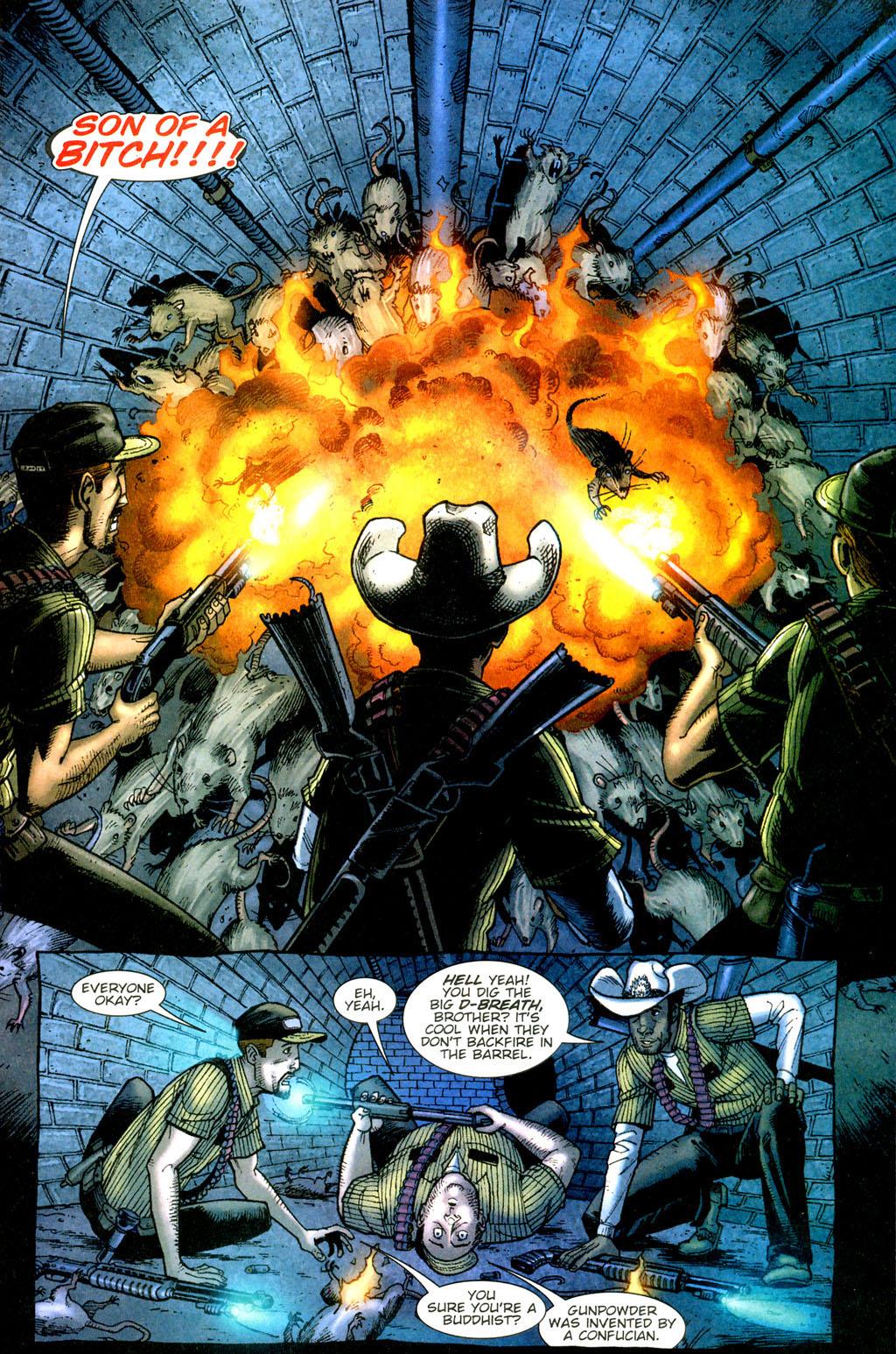 Read online The Exterminators comic -  Issue #9 - 23