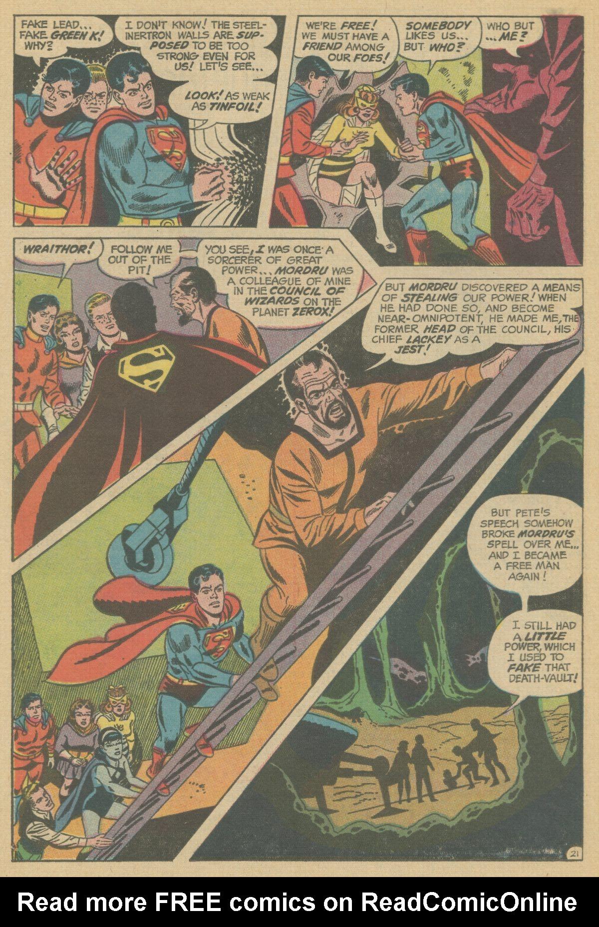 Read online Adventure Comics (1938) comic -  Issue #370 - 26
