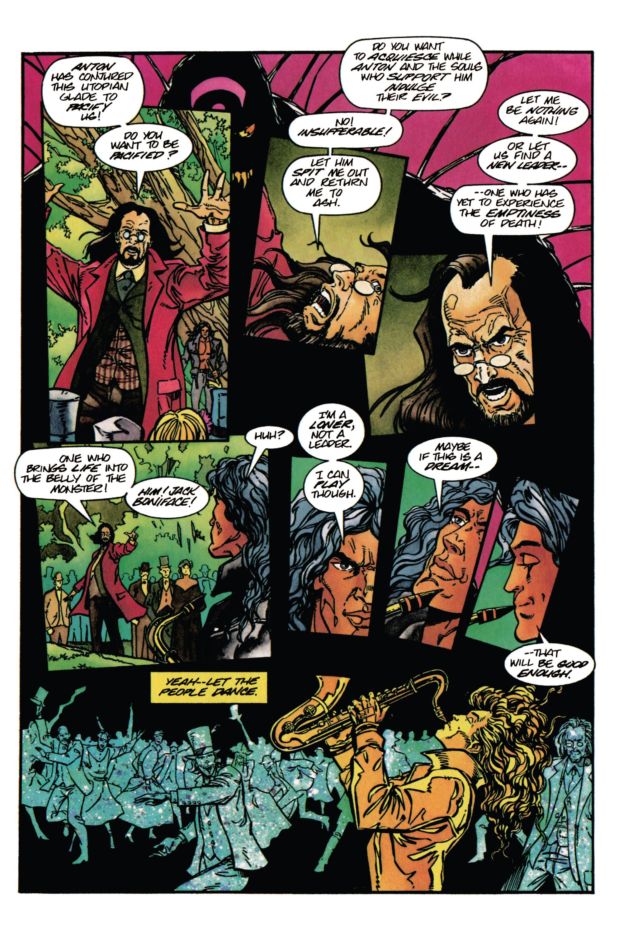 Read online Shadowman (1992) comic -  Issue #32 - 4