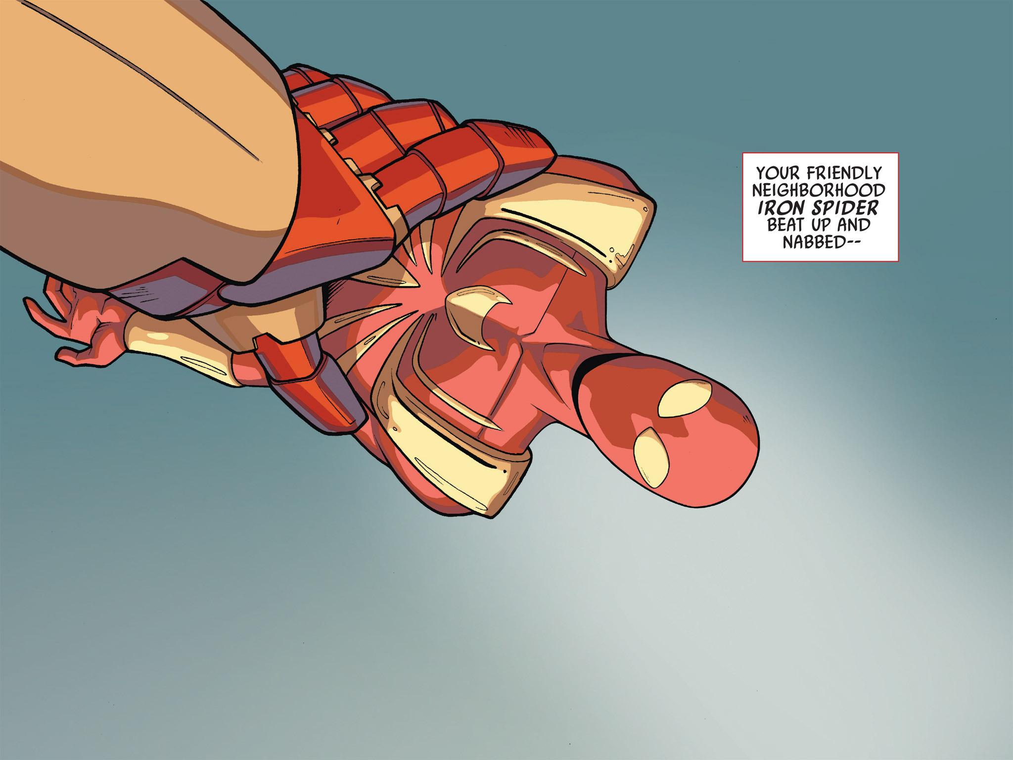 Read online Ultimate Spider-Man (Infinite Comics) (2016) comic -  Issue #5 - 3