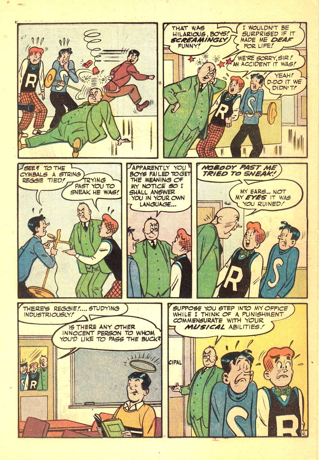 Archie Comics issue 087 - Page 22