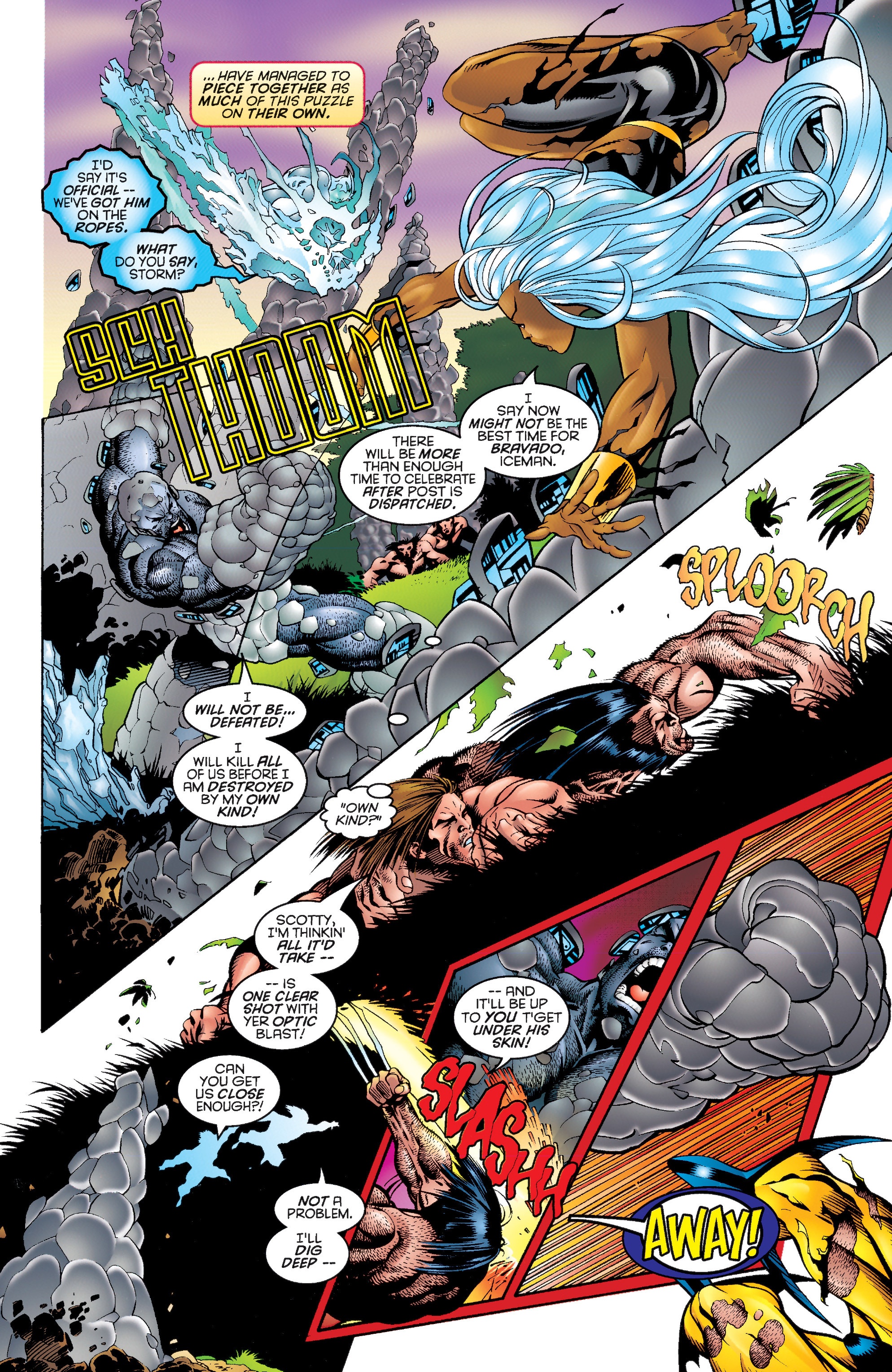 X-Men (1991) 50 Page 31