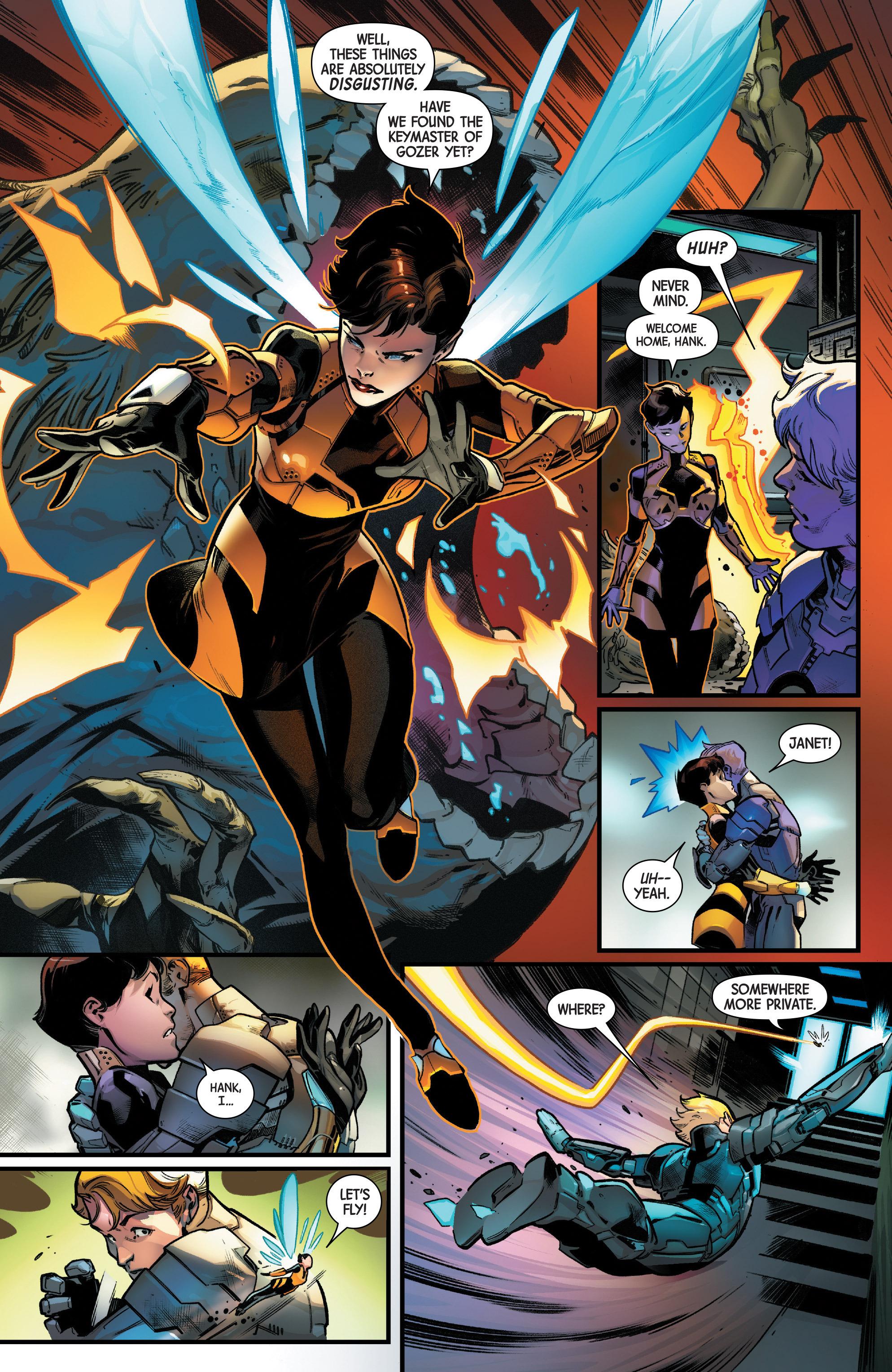 Read online Uncanny Avengers [II] comic -  Issue #10 - 6