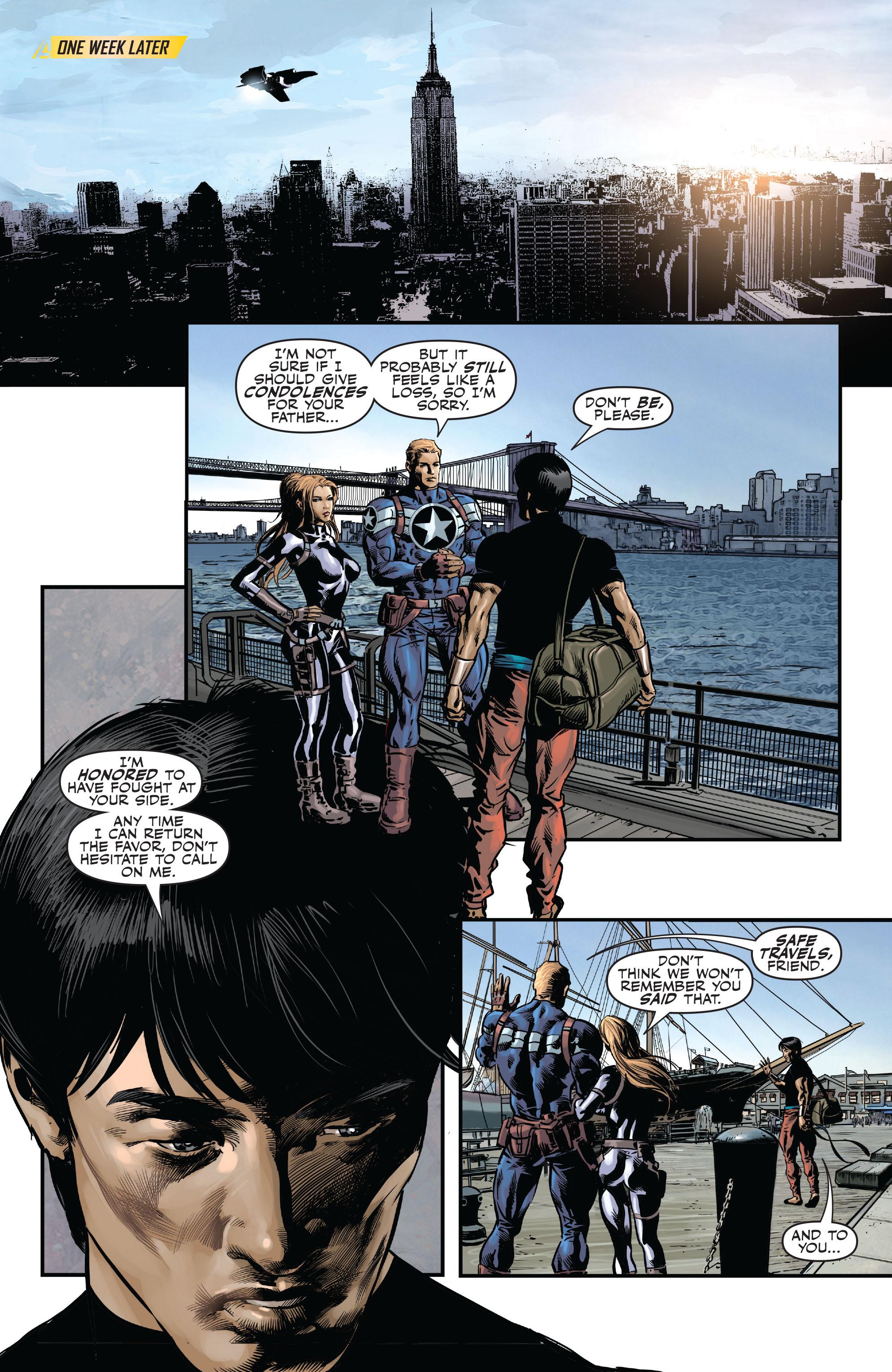 Read online Secret Avengers (2010) comic -  Issue #10 - 22