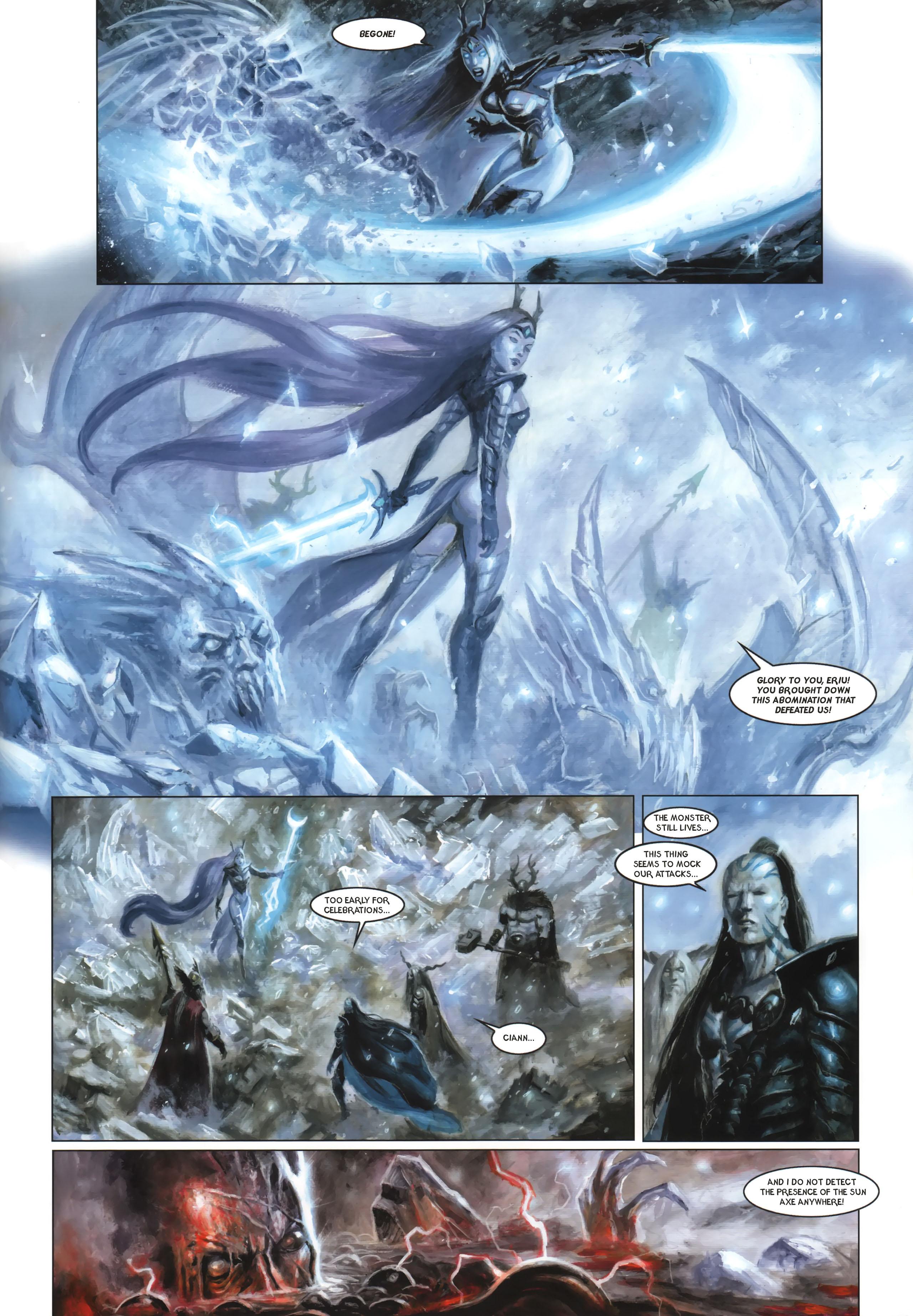 Read online Arawn comic -  Issue #6 - 18
