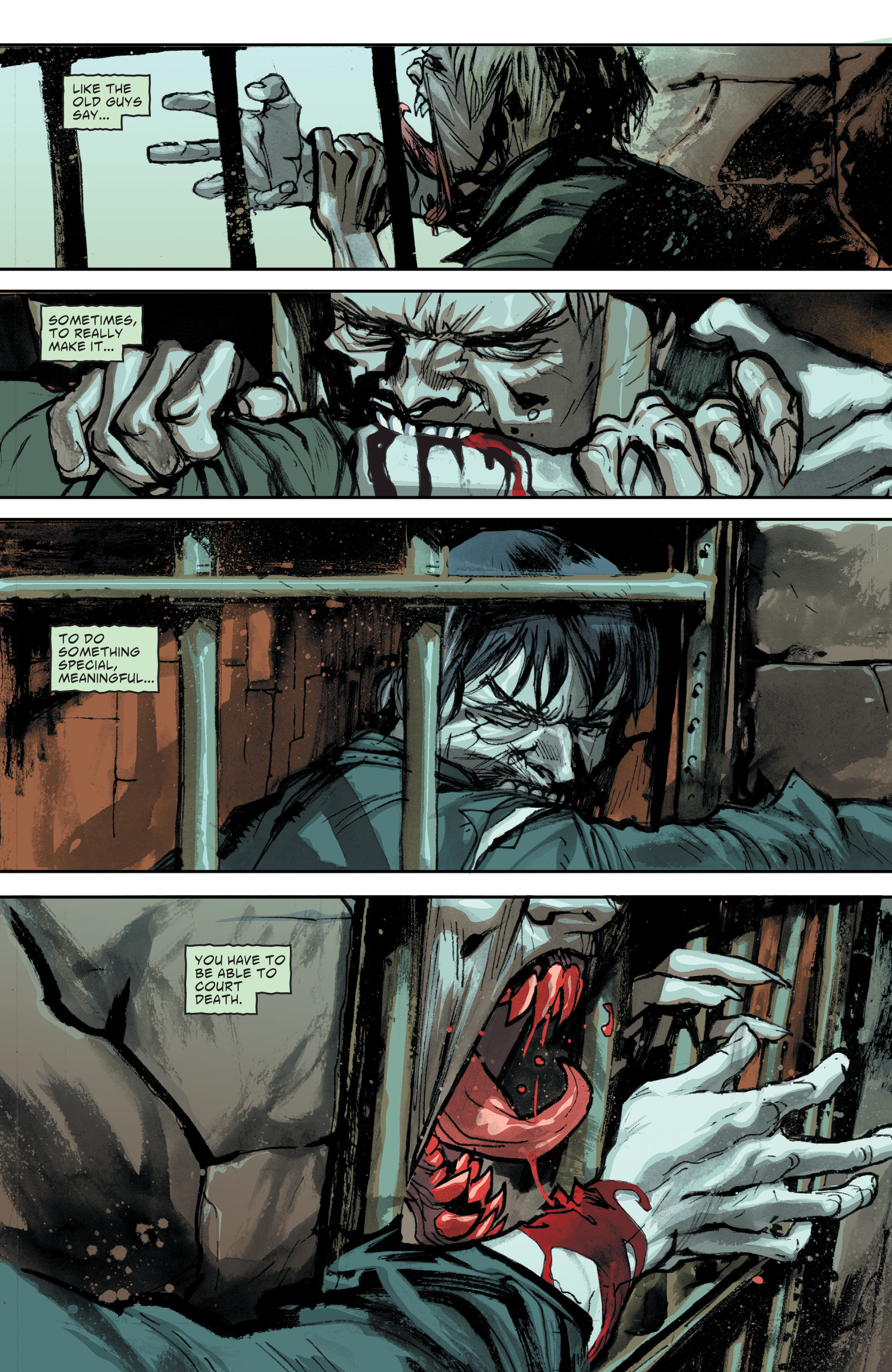 Read online American Vampire comic -  Issue #16 - 18