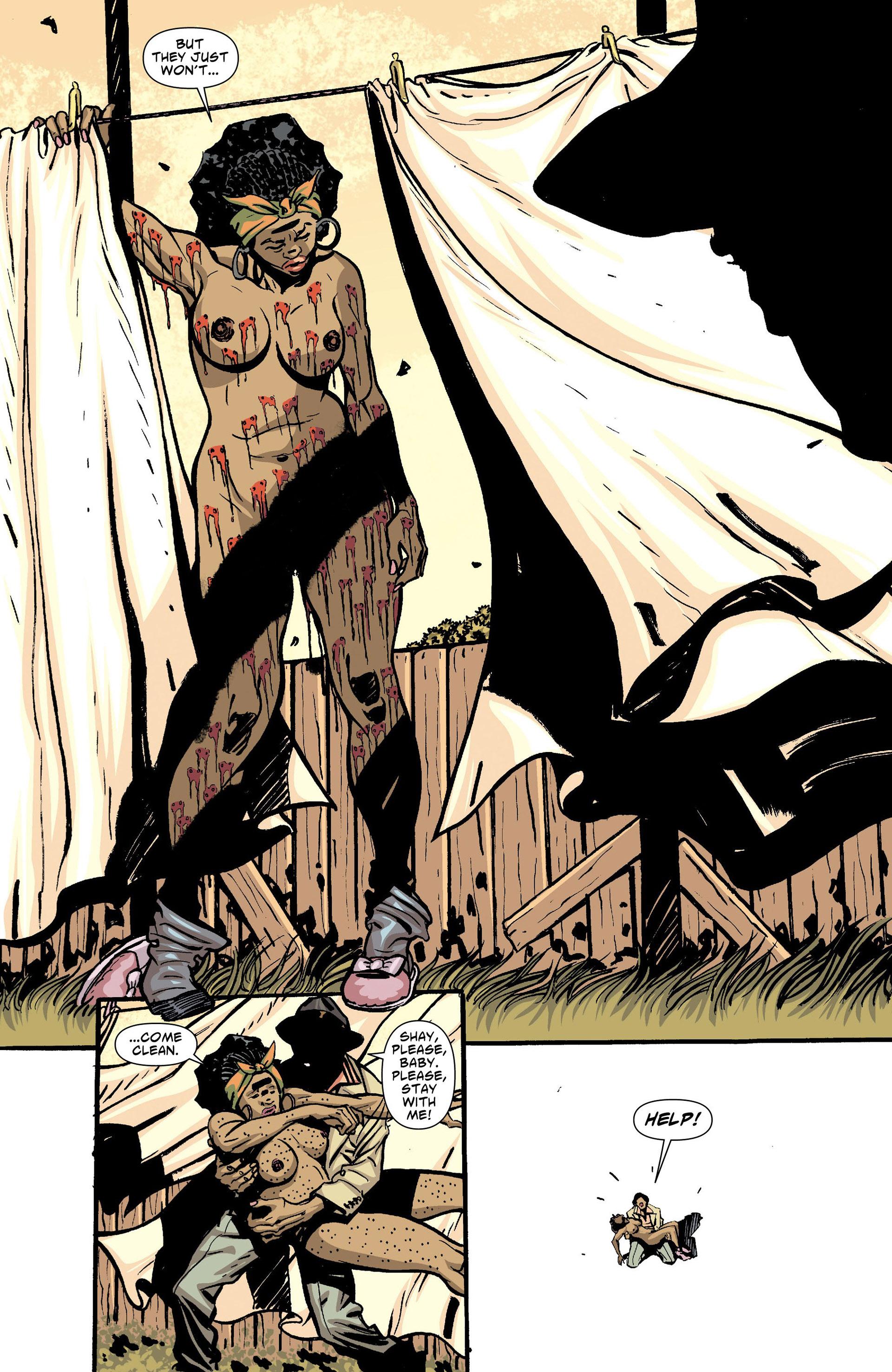 Read online American Vampire comic -  Issue #27 - 8